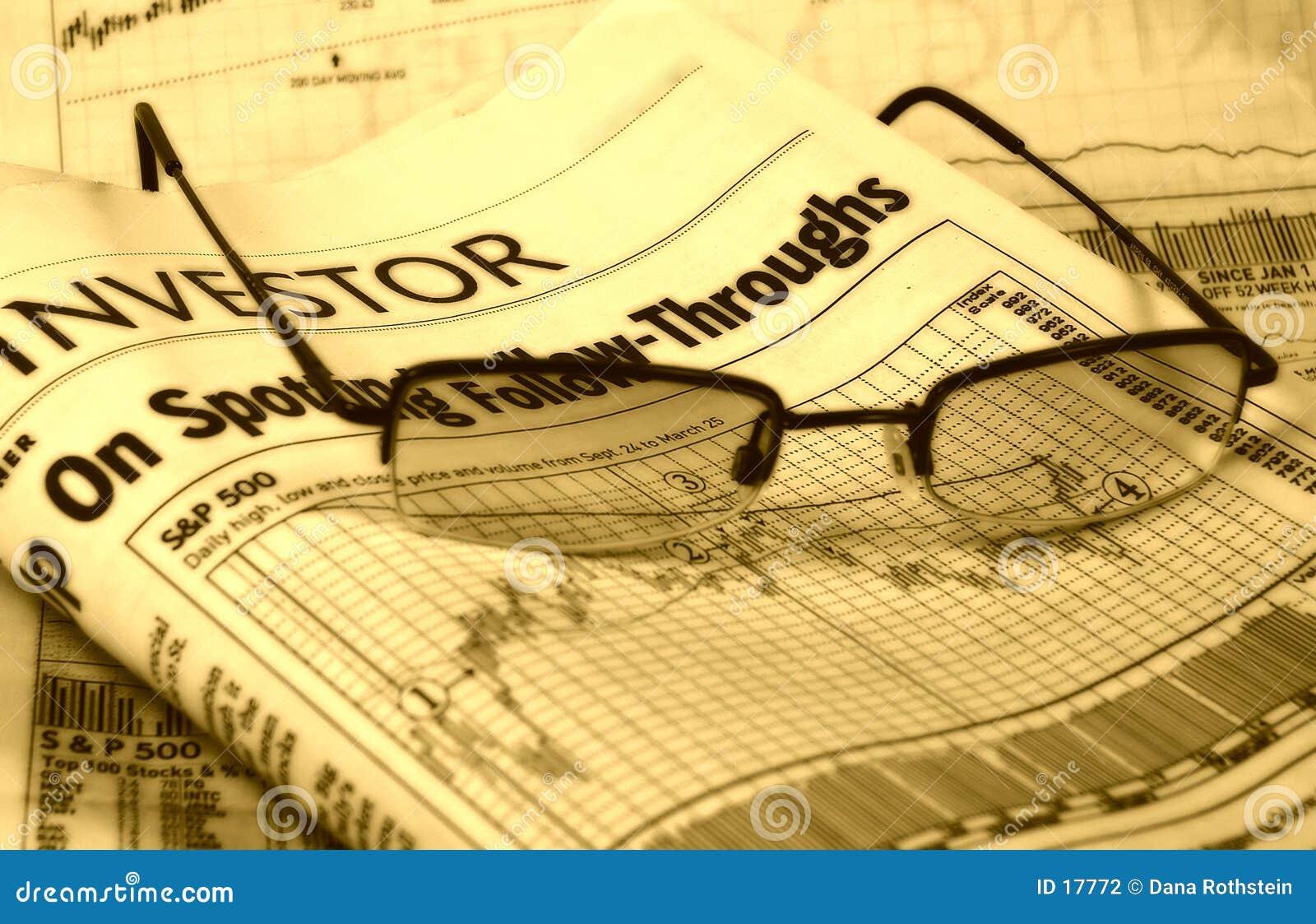 2个图表股票