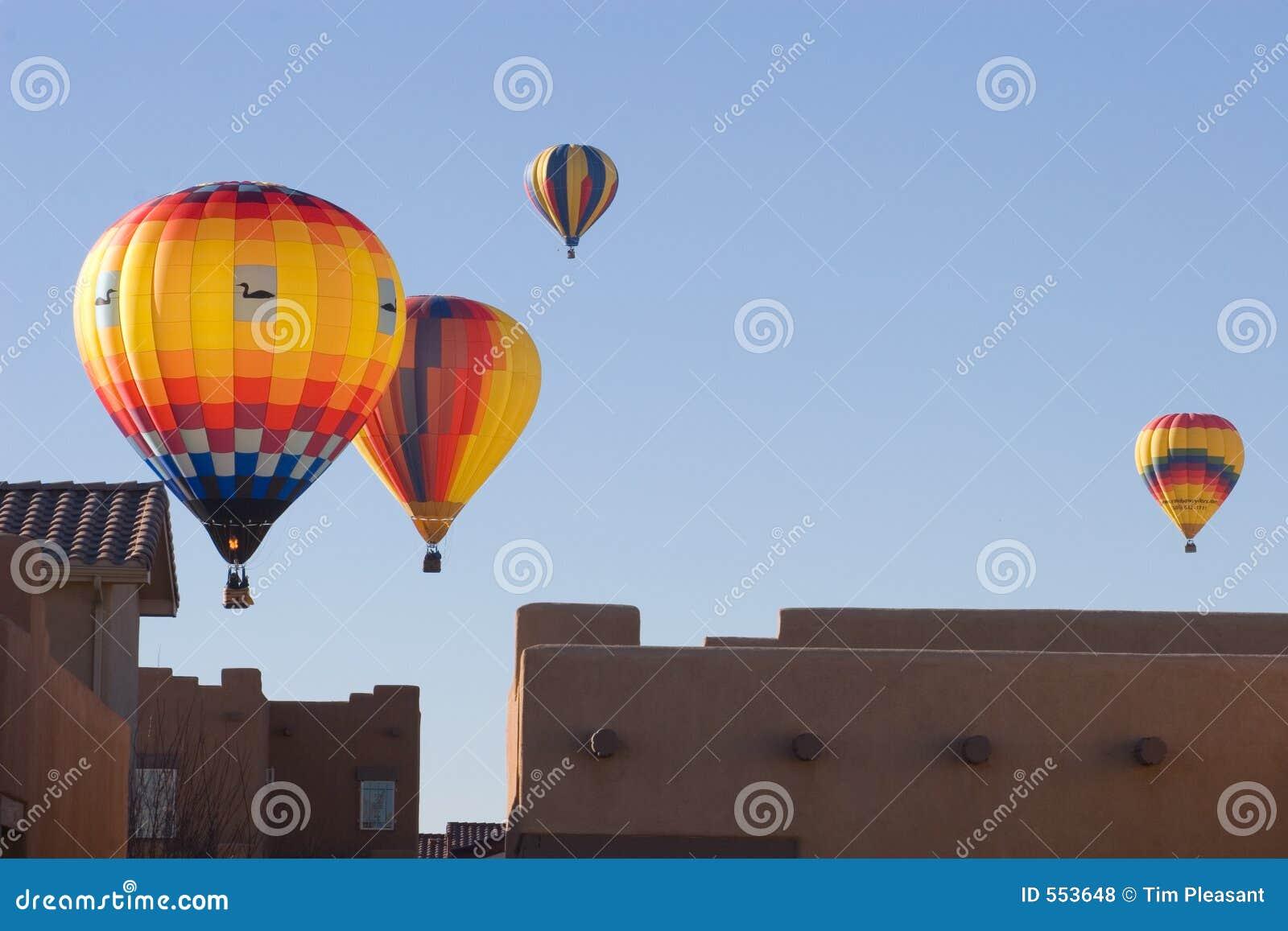 2 ballooning urbanos