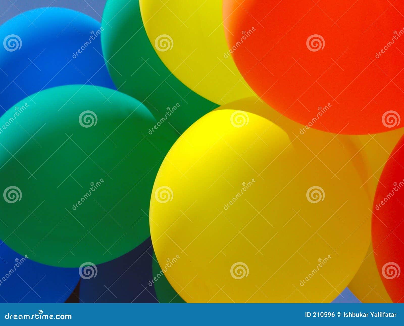 2 balonowy kolaż