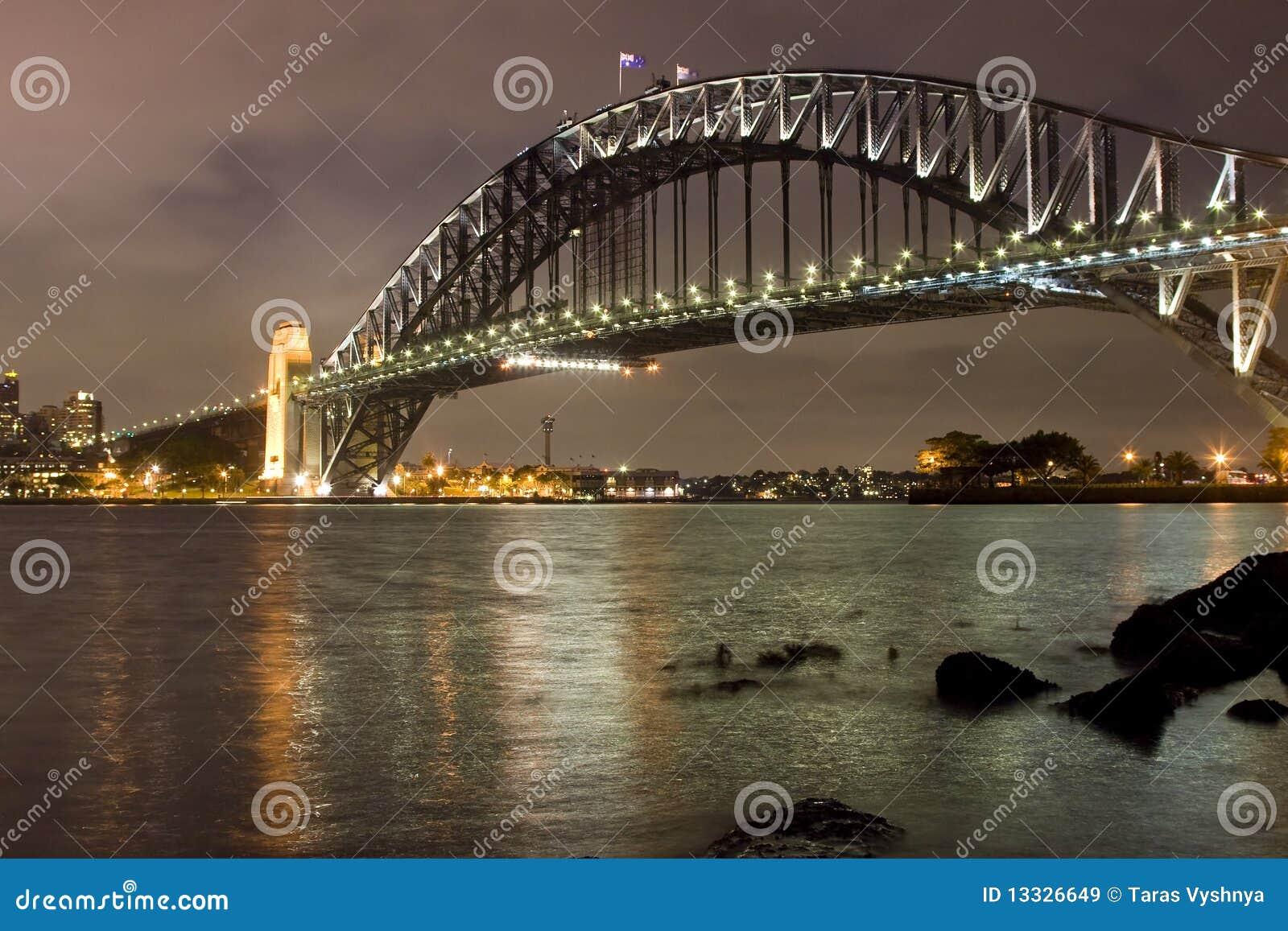 2 bridżowa noc Sydney