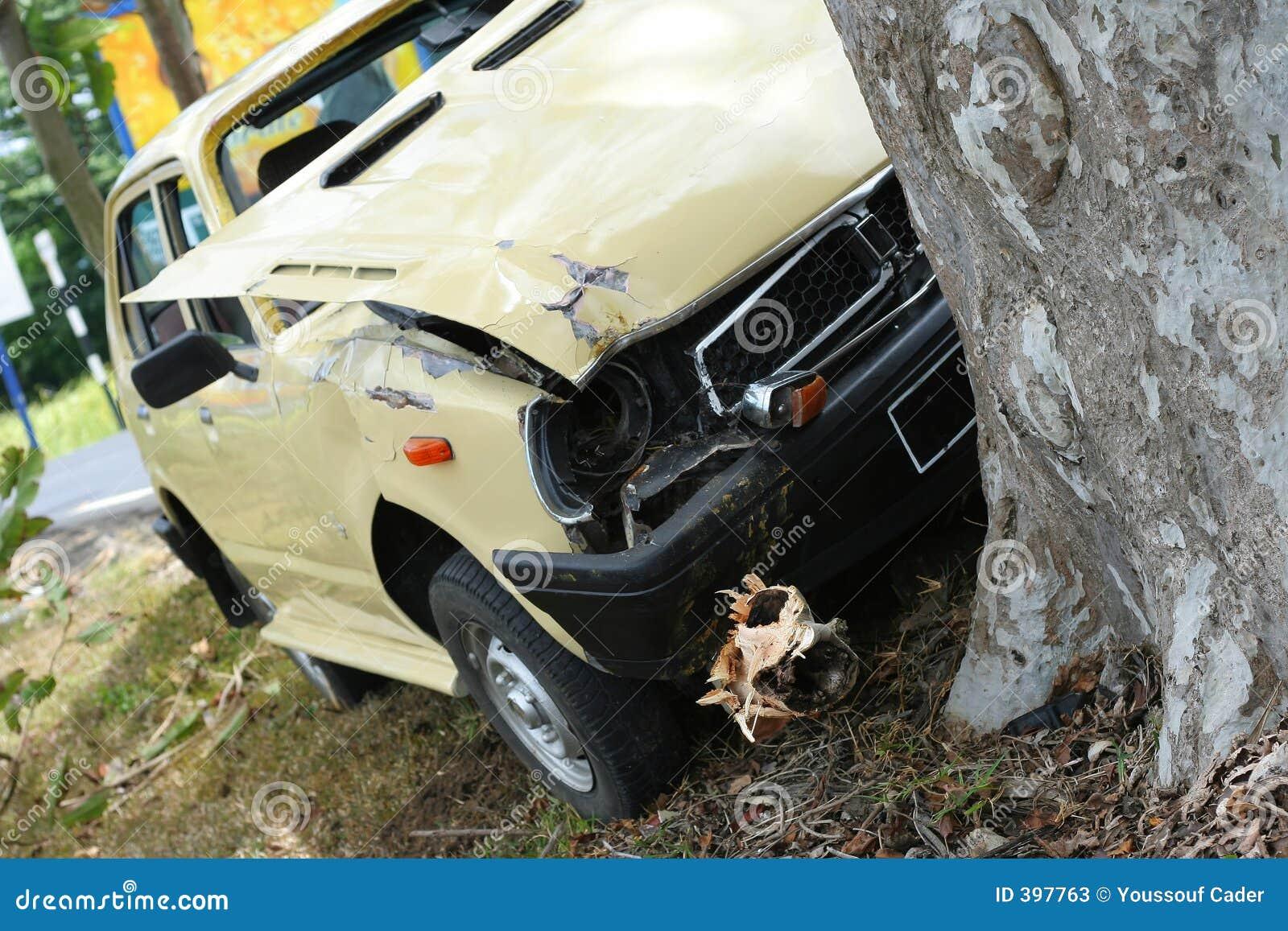 2 car crash