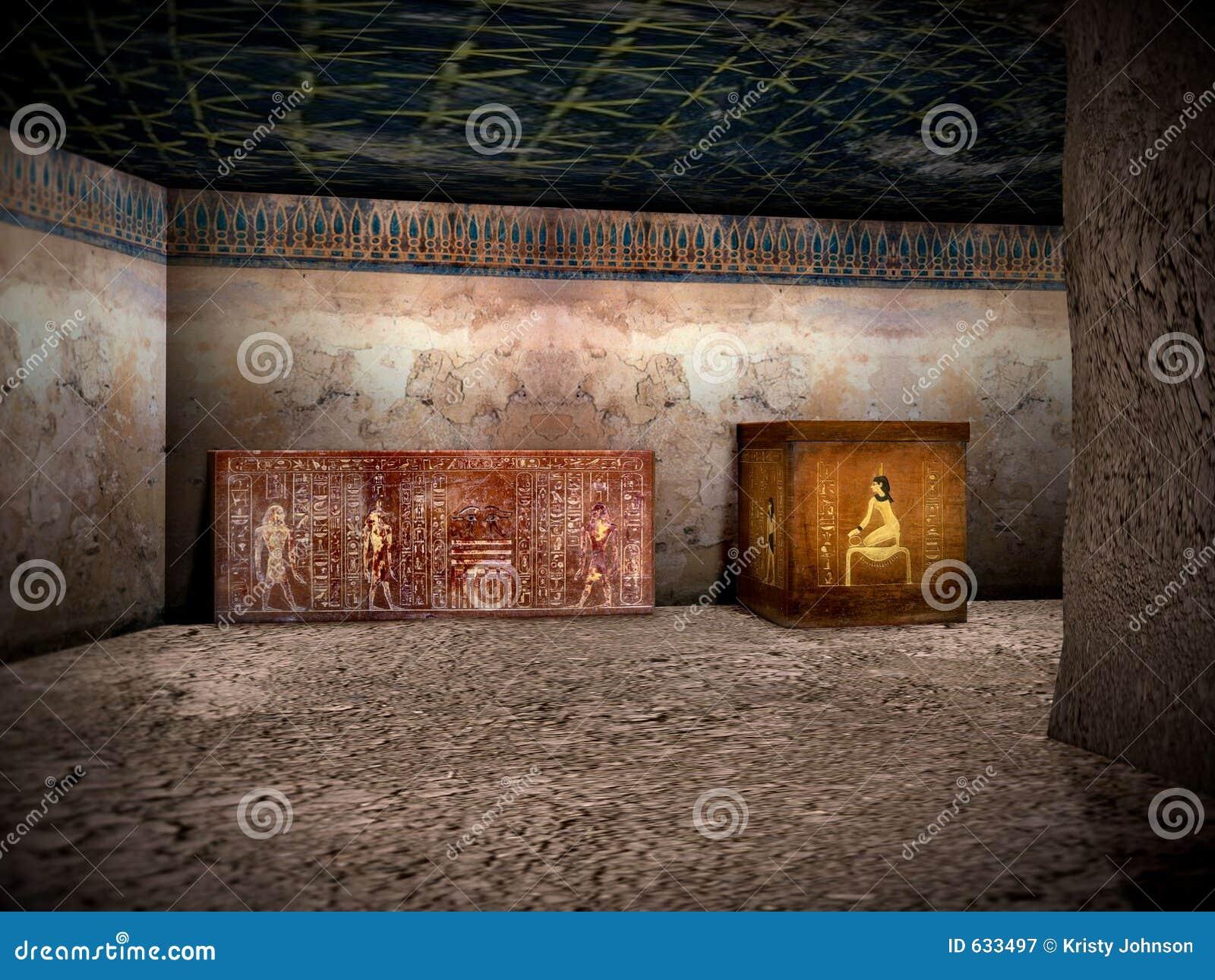 2 egypt tombs