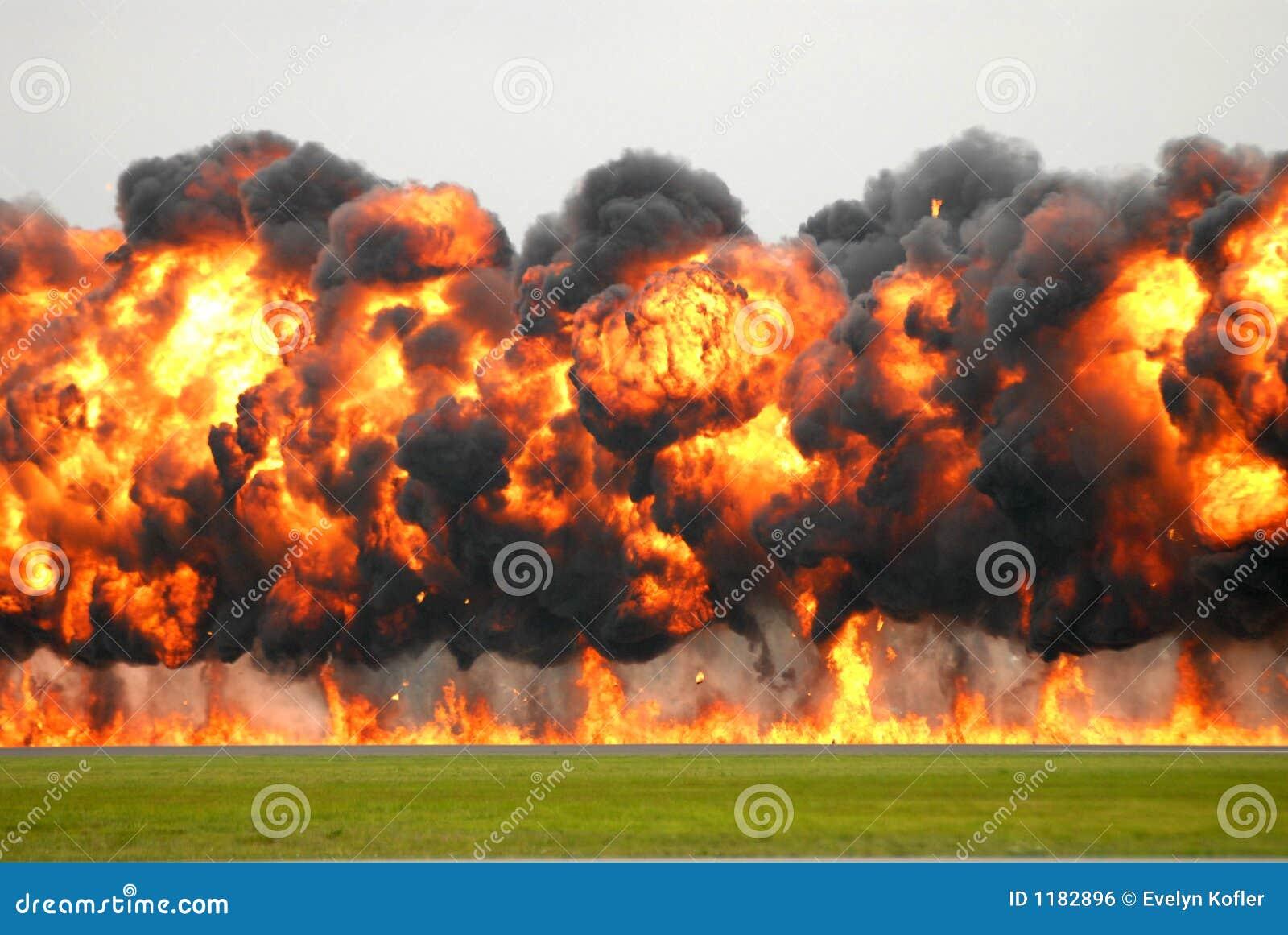 2 eksplozję