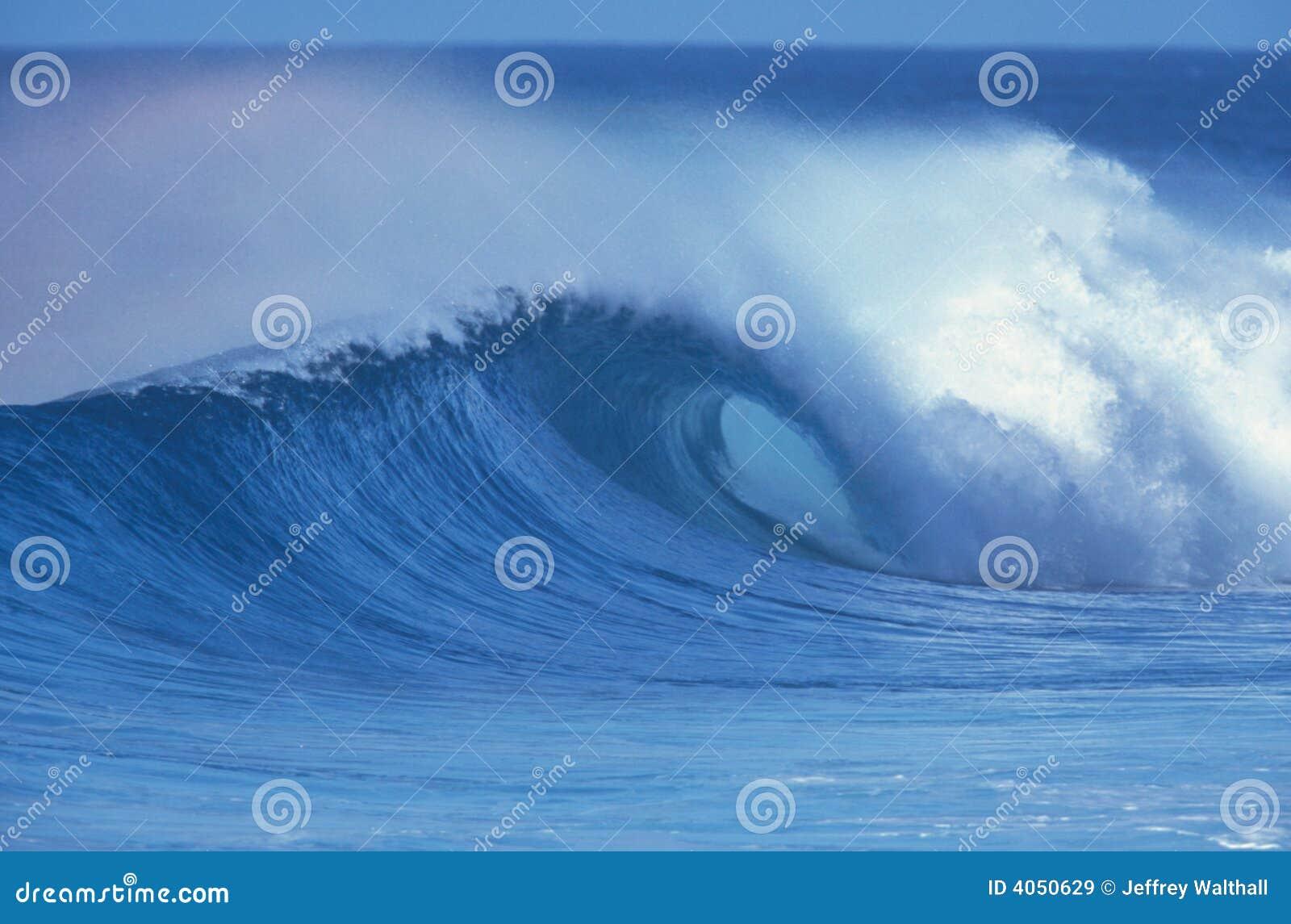 2 fale oceanu