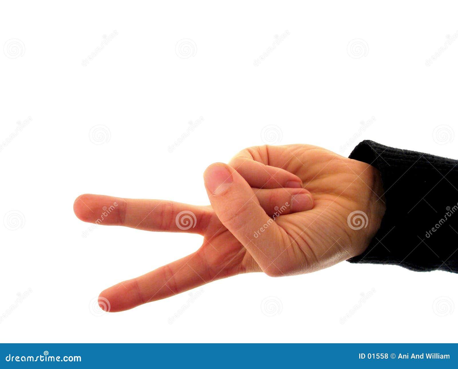 2 fingernummer