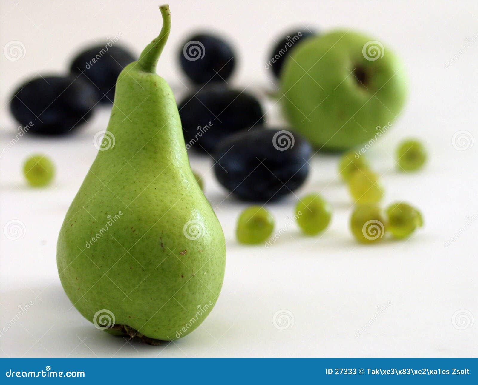 2 frukter