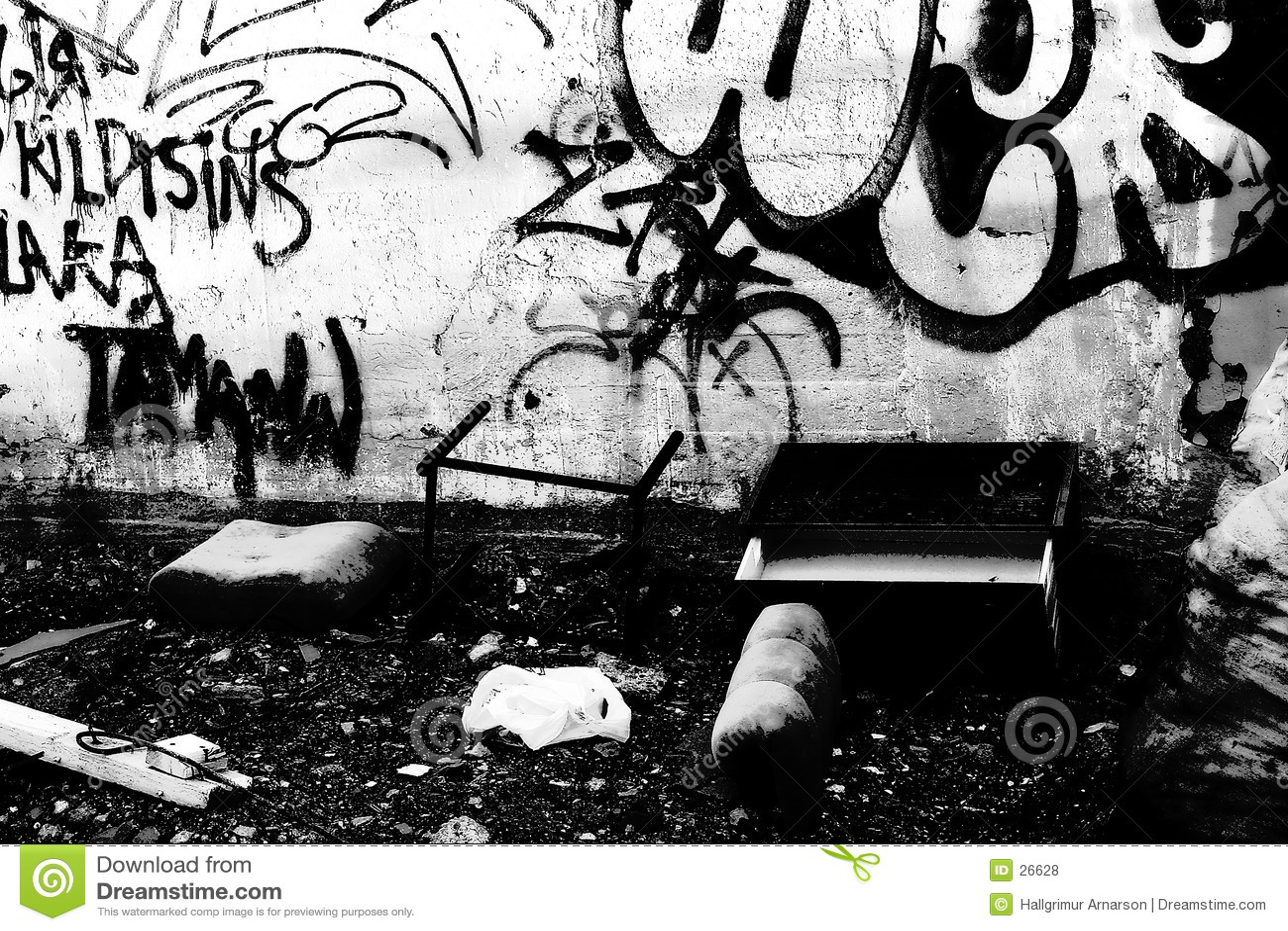 2 graffity