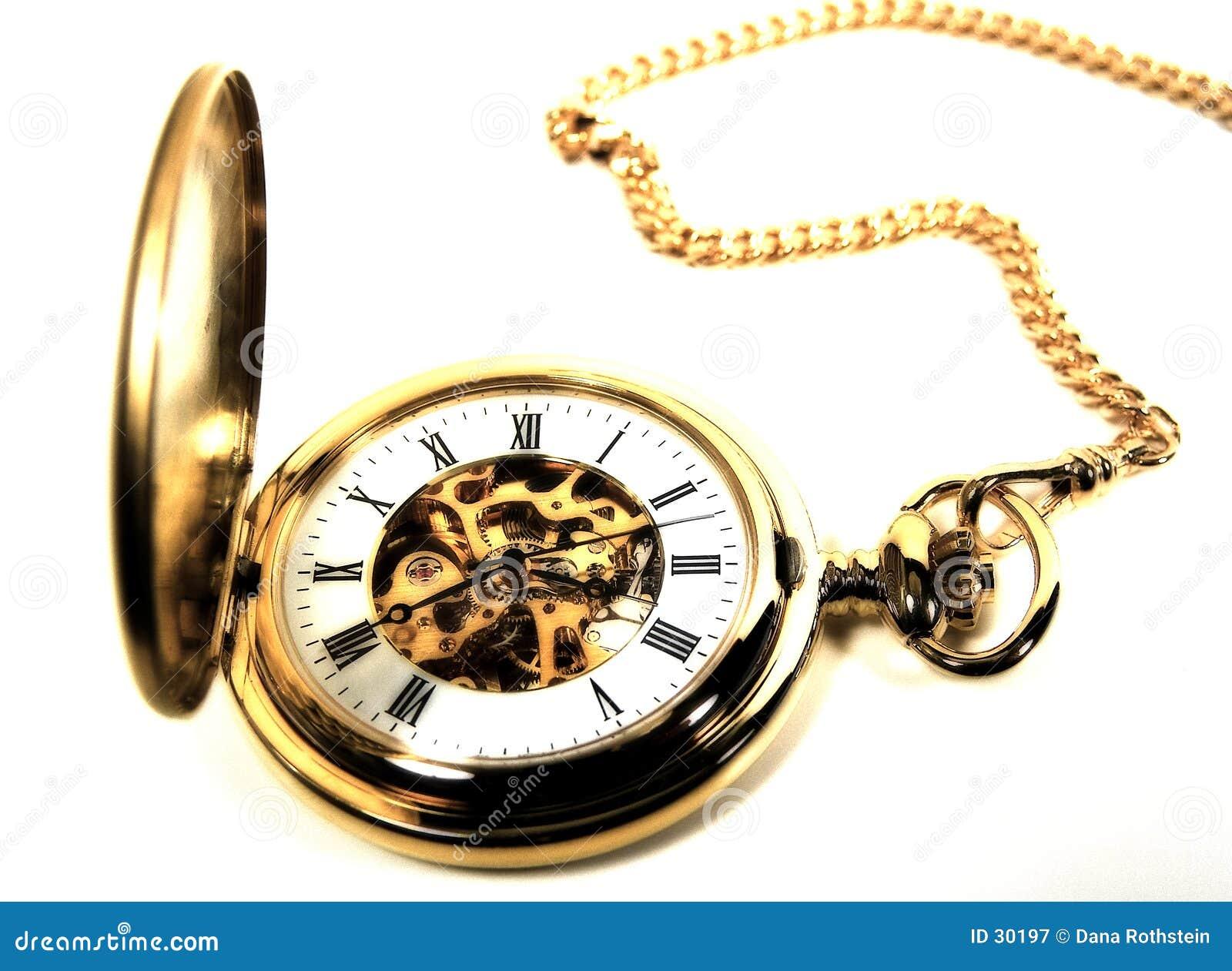 2 kieszonkowy zegarek