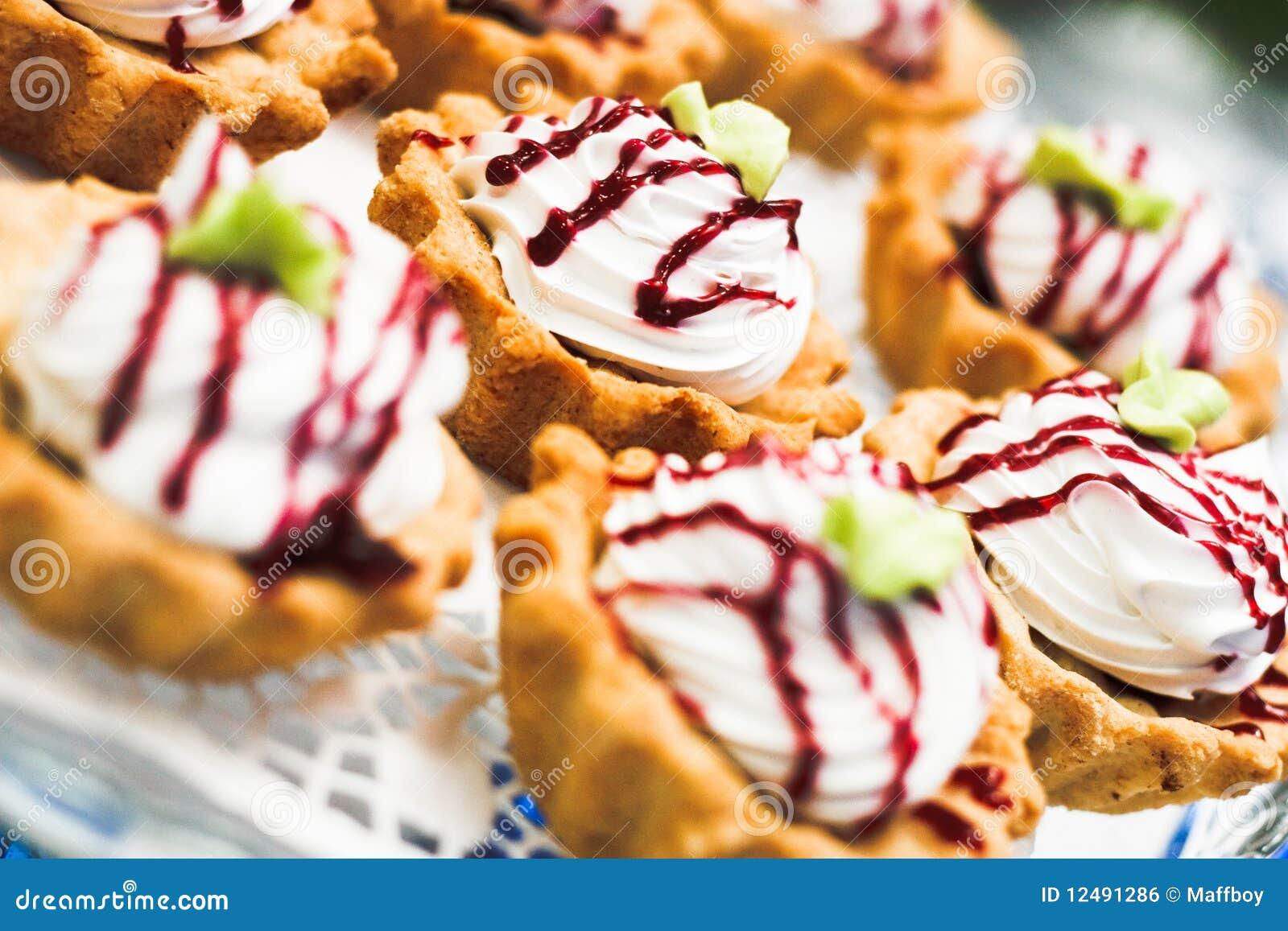 2 kremowy deser