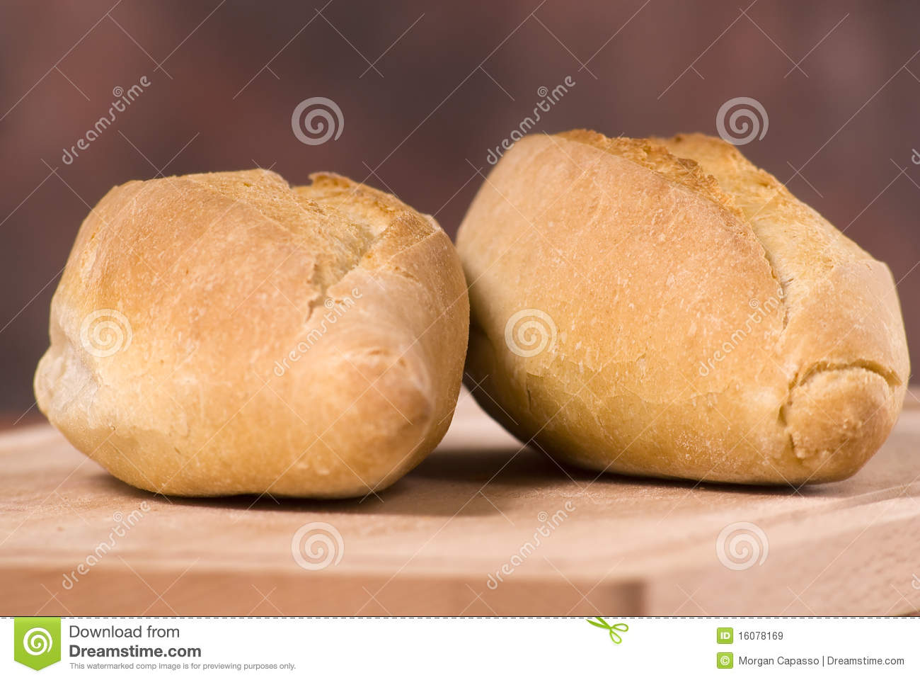 2 loaves of bread