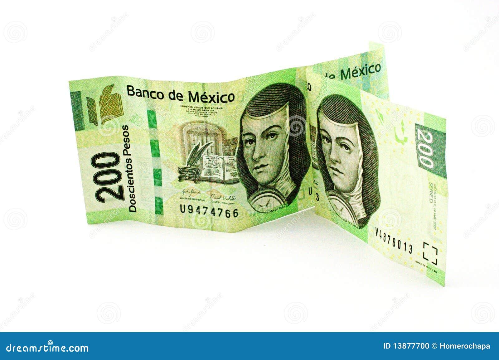 2 mexikanska bills