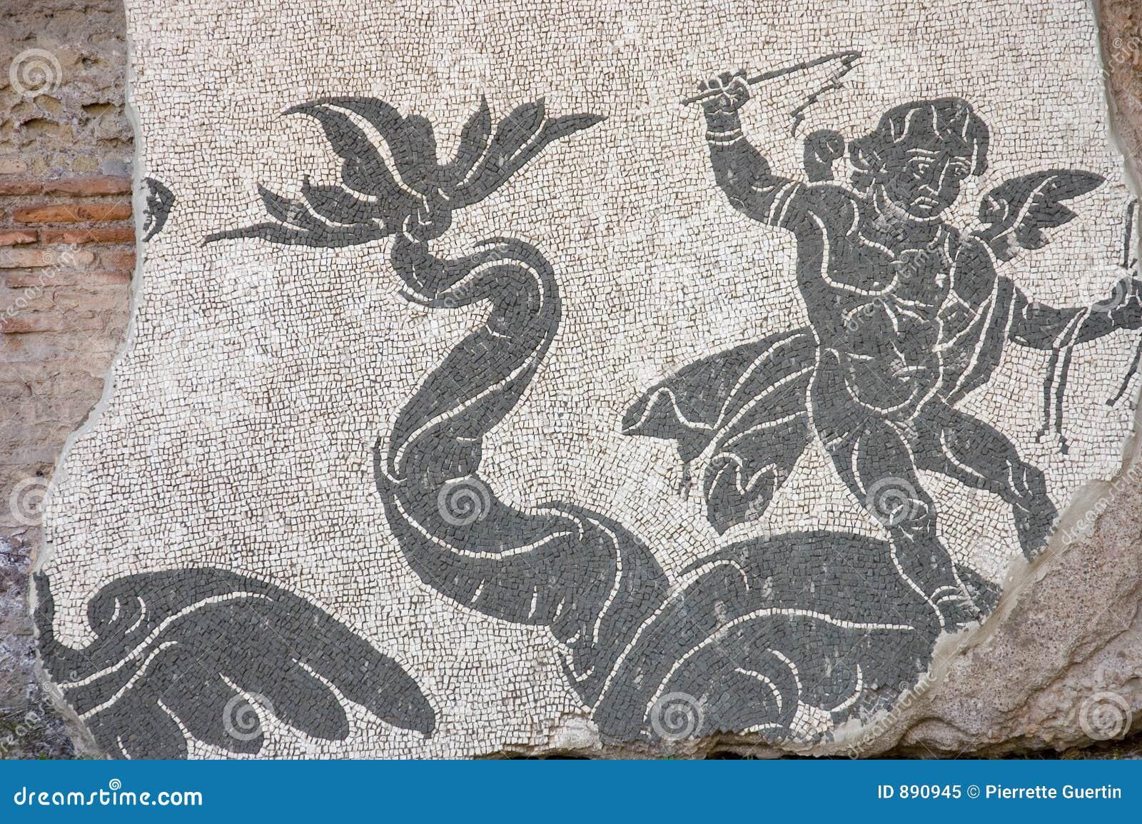 2 mozaika caracalla