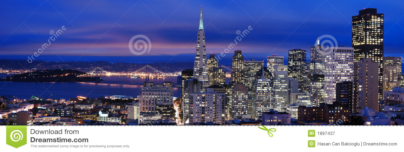 2 panorama San Francisco.