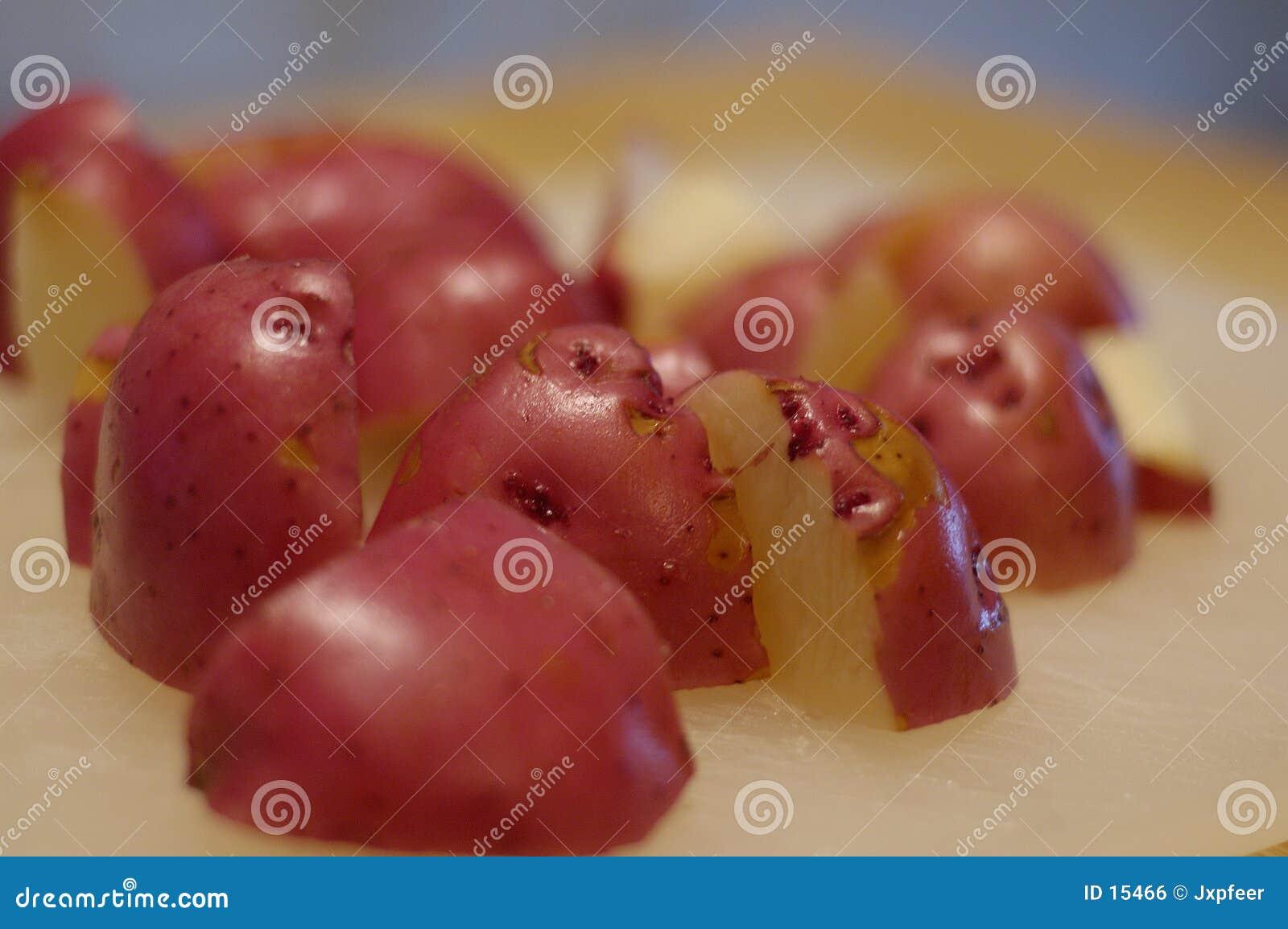 2 potatisar