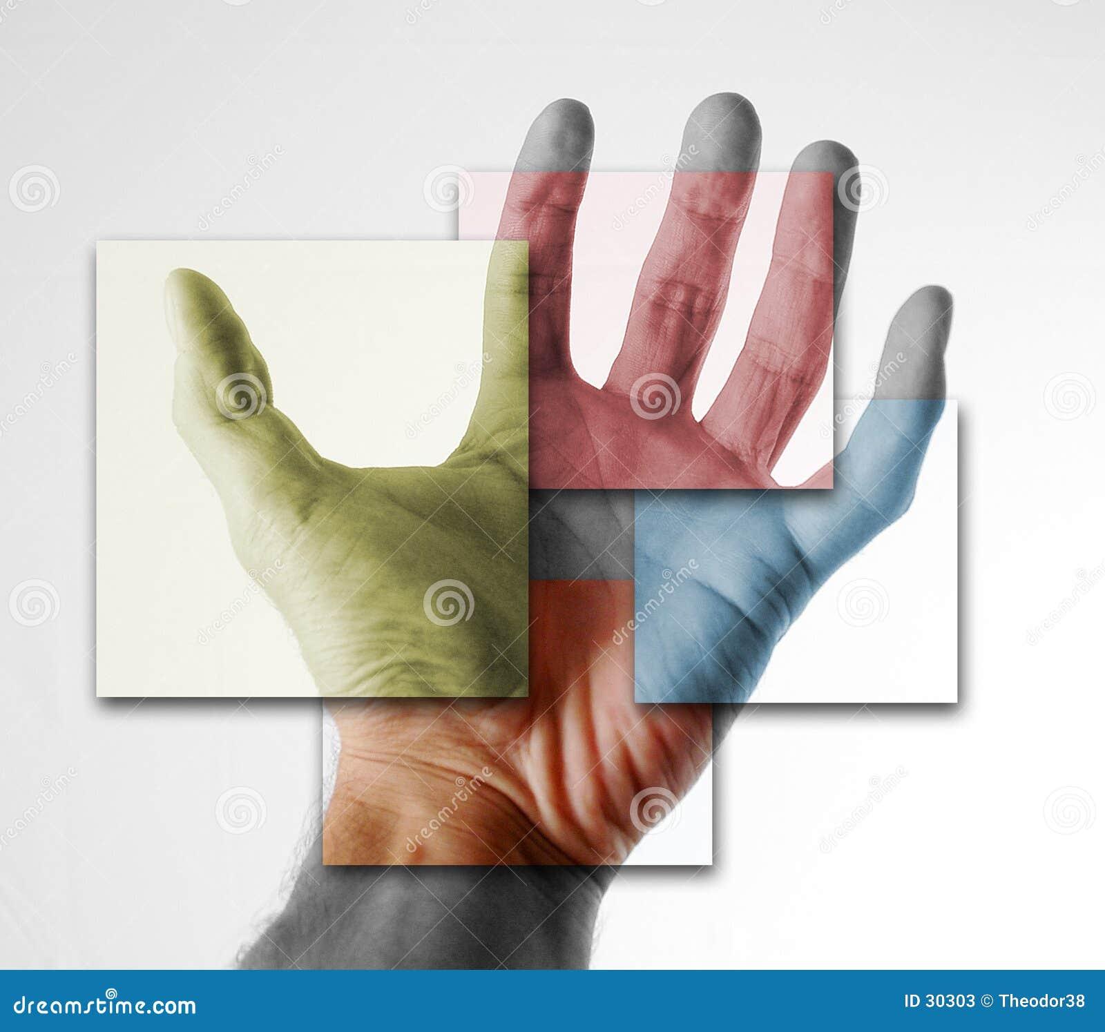 2 ręka