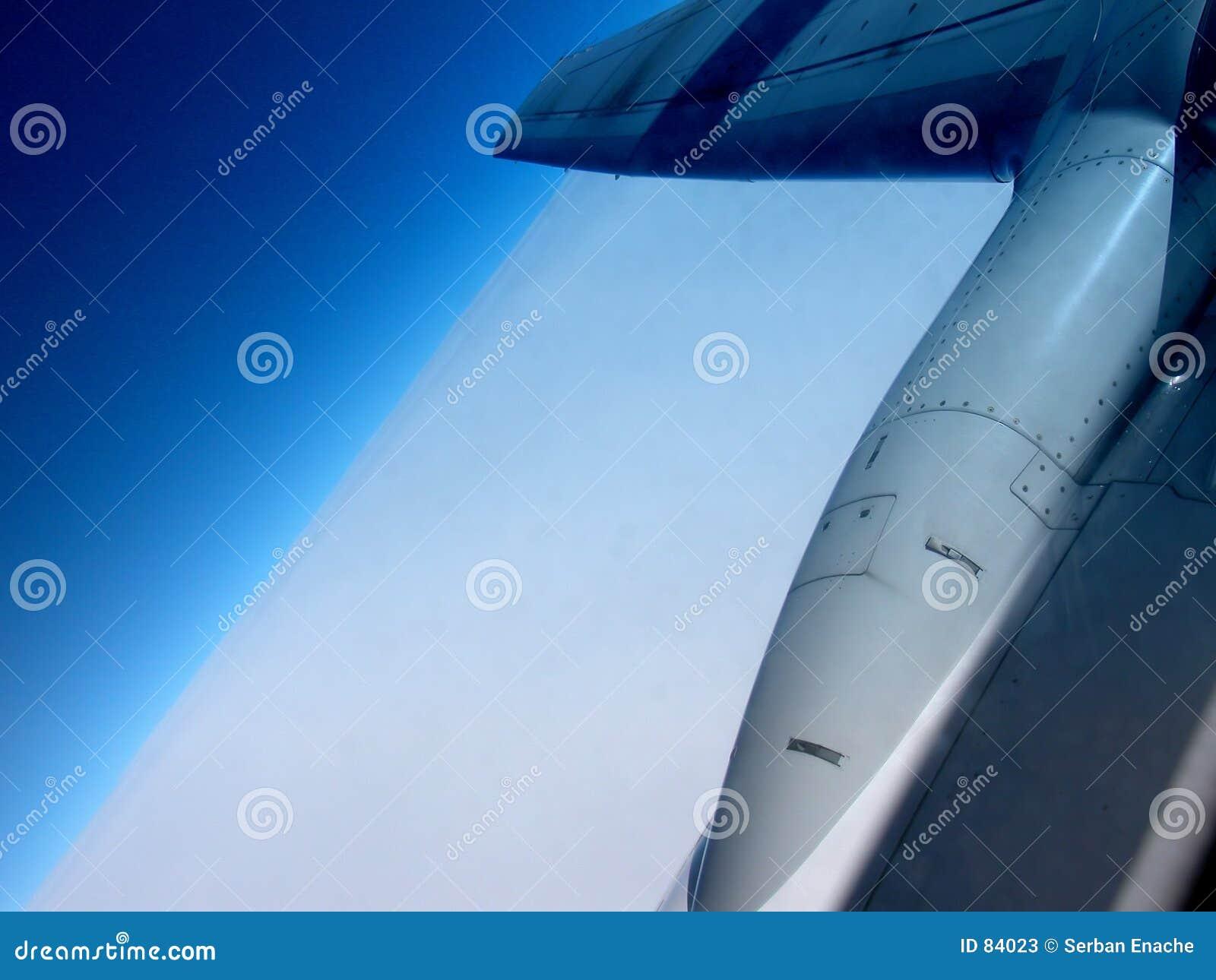 2 samolotów silnika