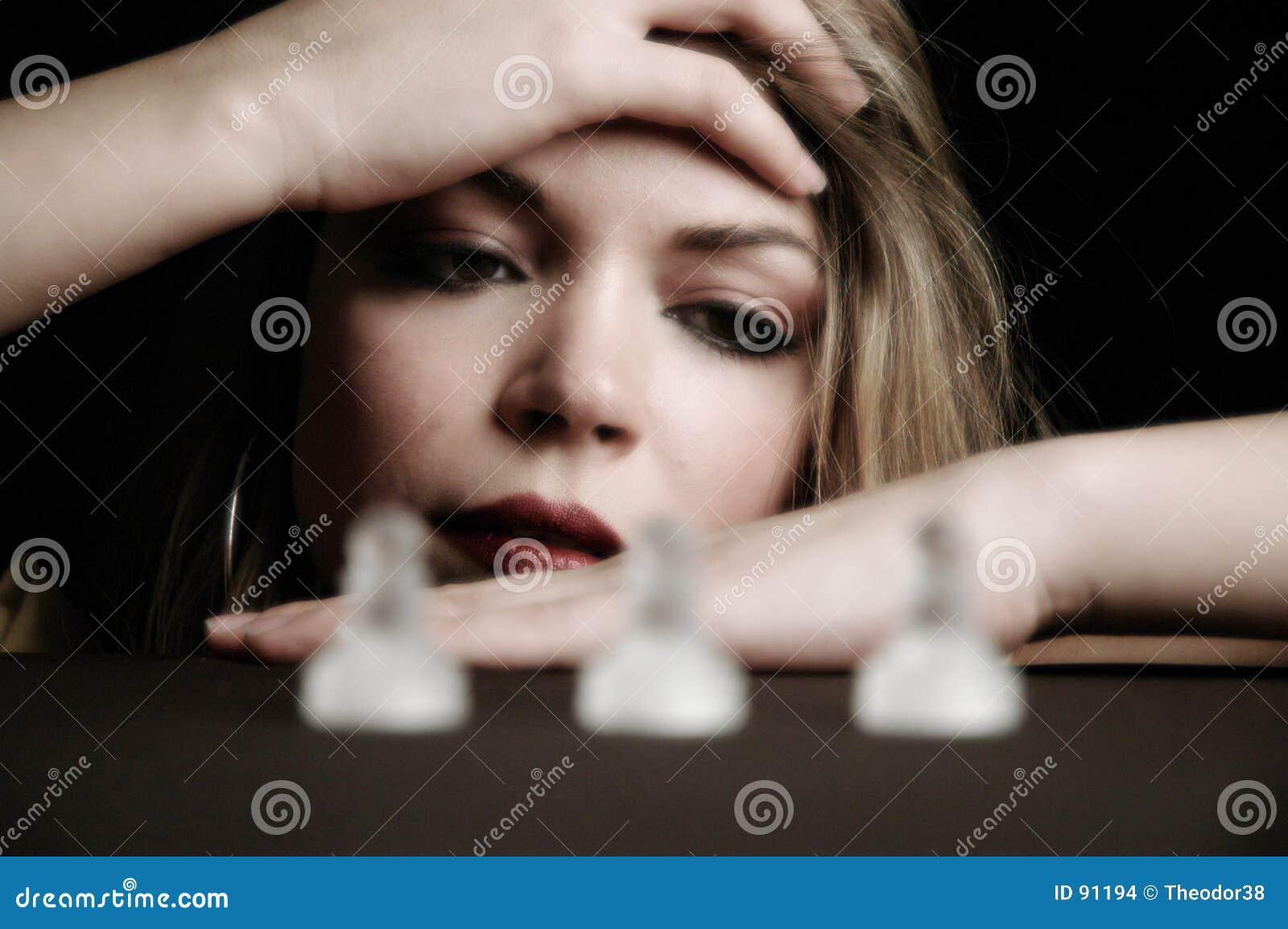 2 szachów kawałki