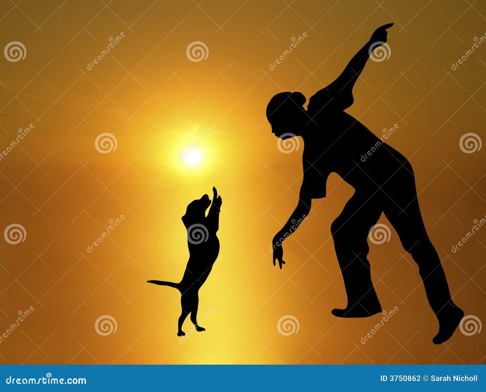 2 tańczącego psa