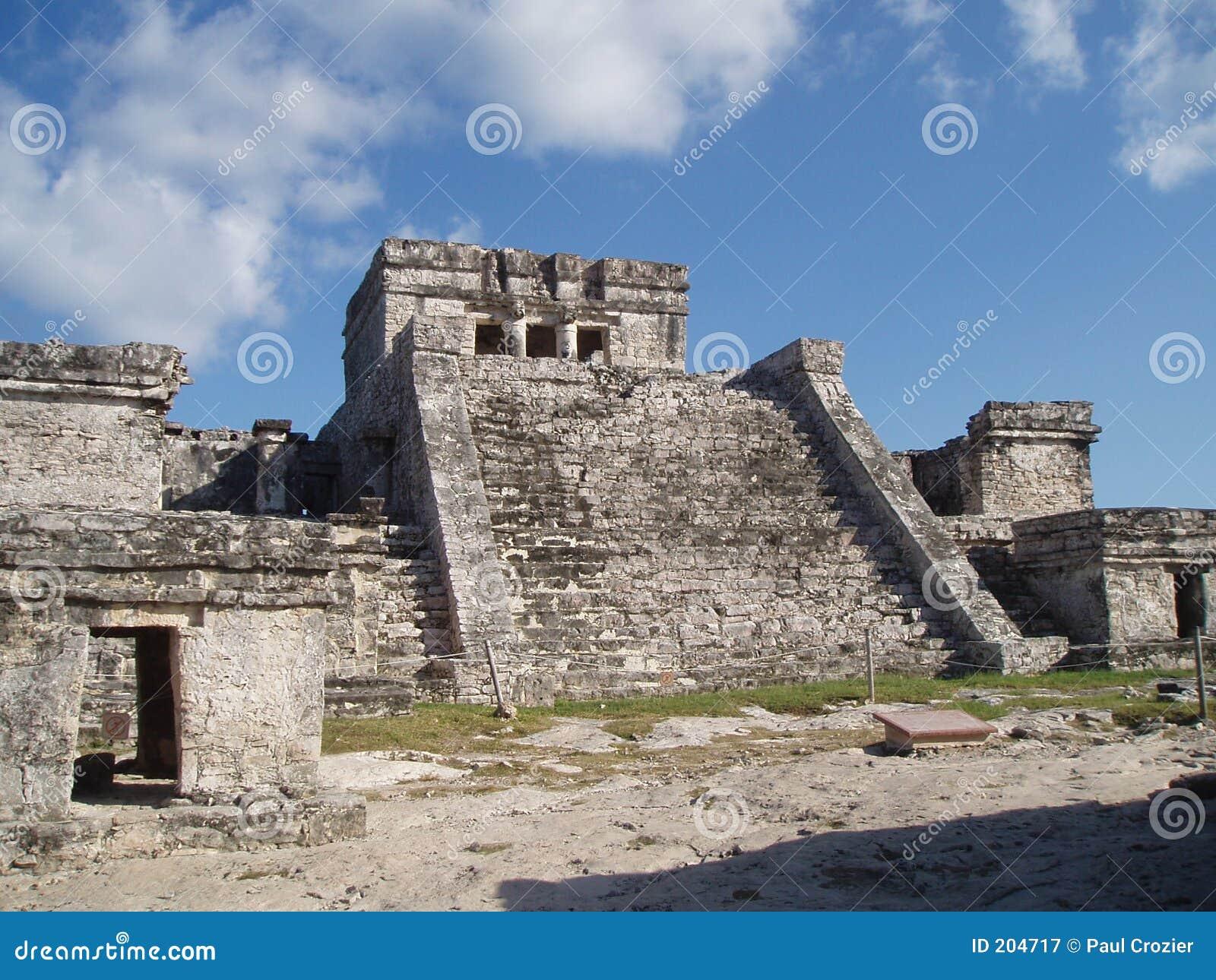 2 Tulum pałacu