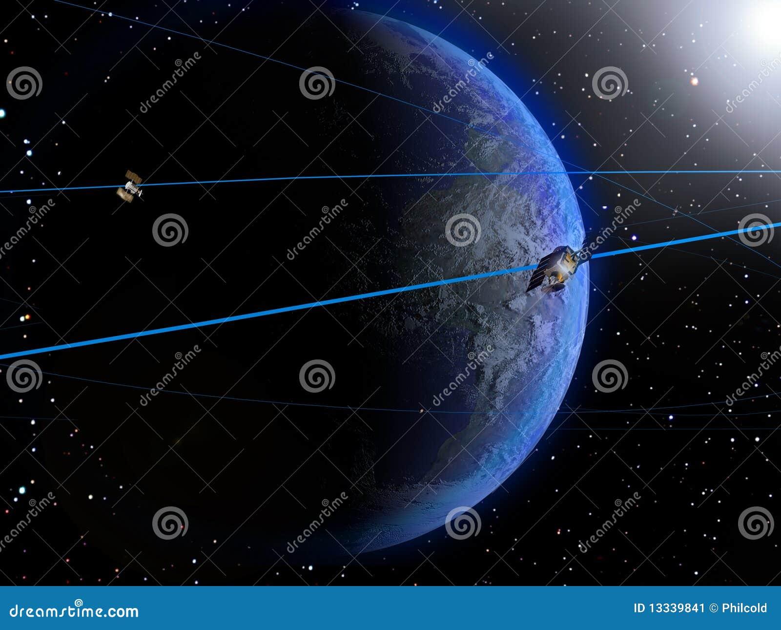 2 ziemska satelita