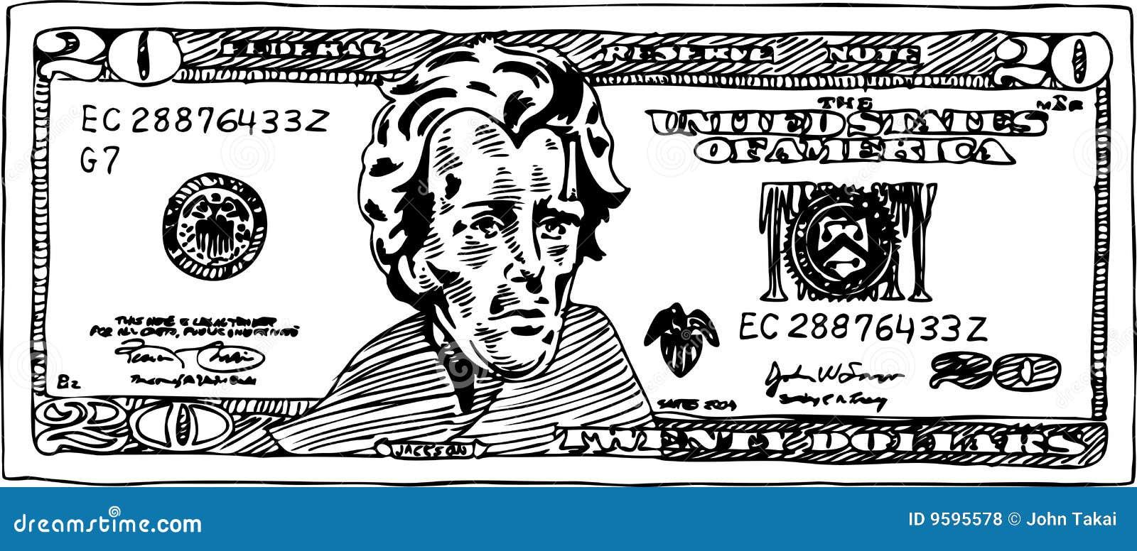 Five Dollar Clipart