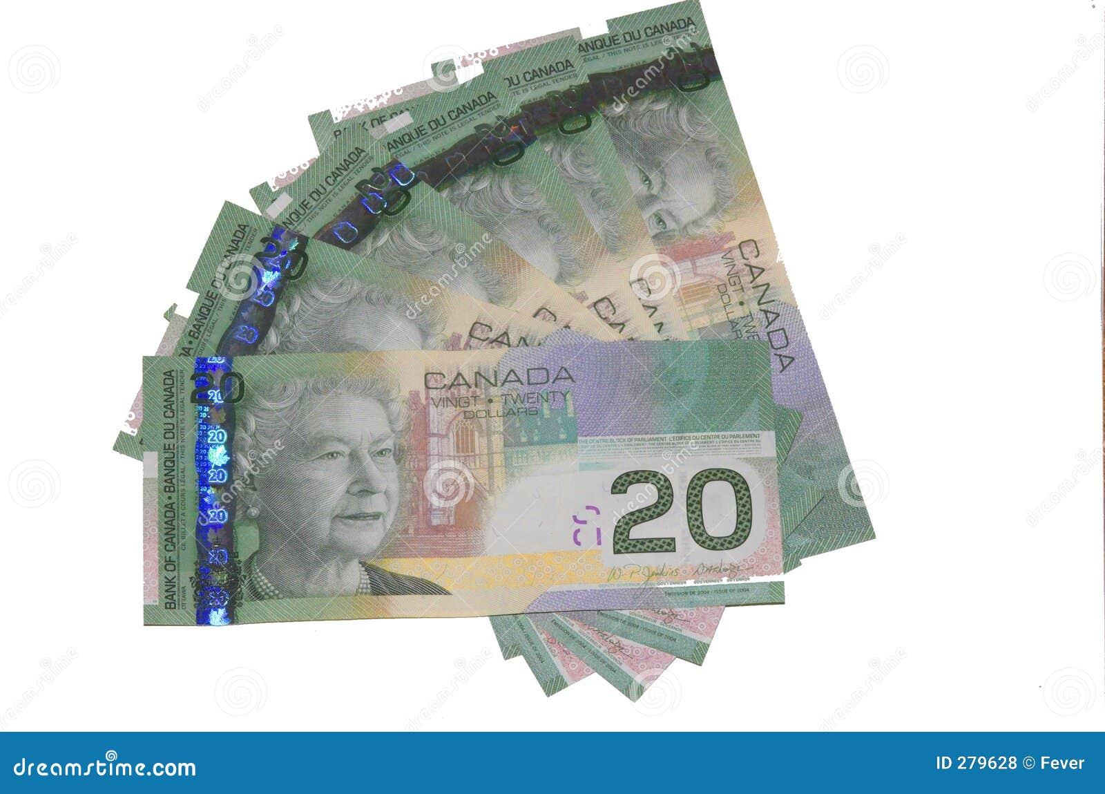 20 kanadensiska bills