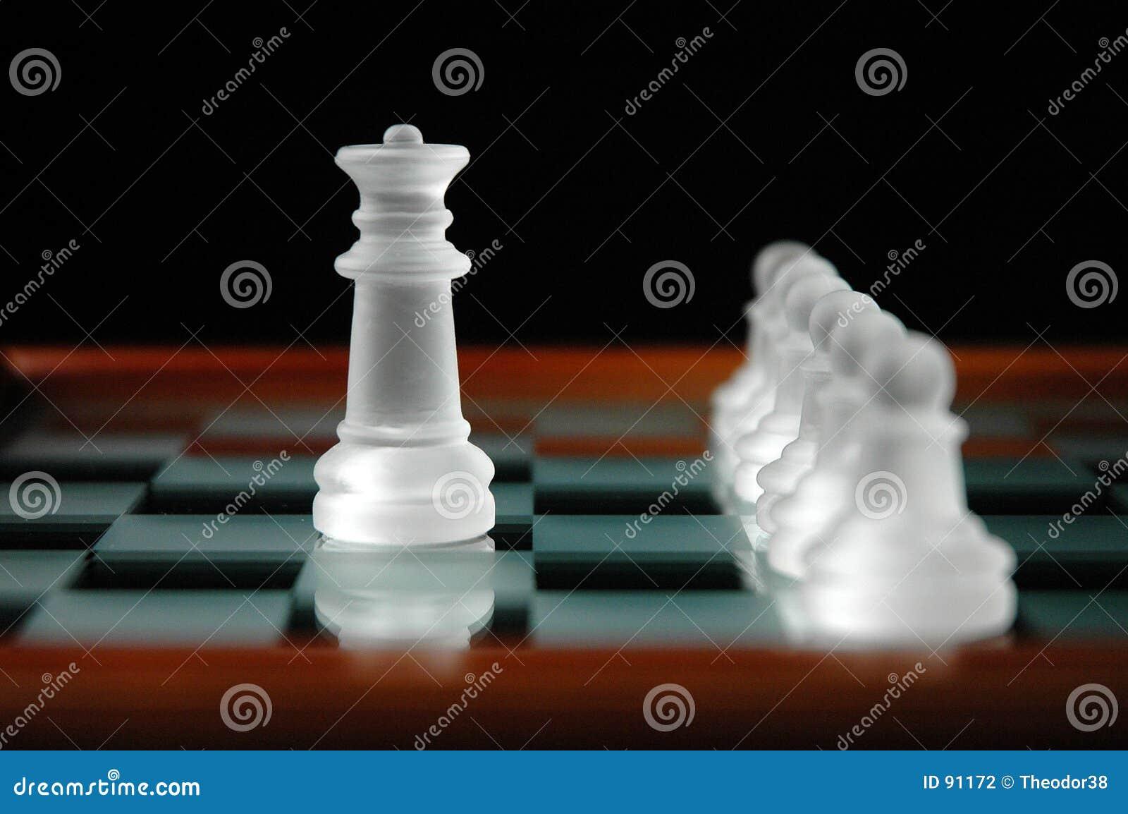 20 kawałków szachowych