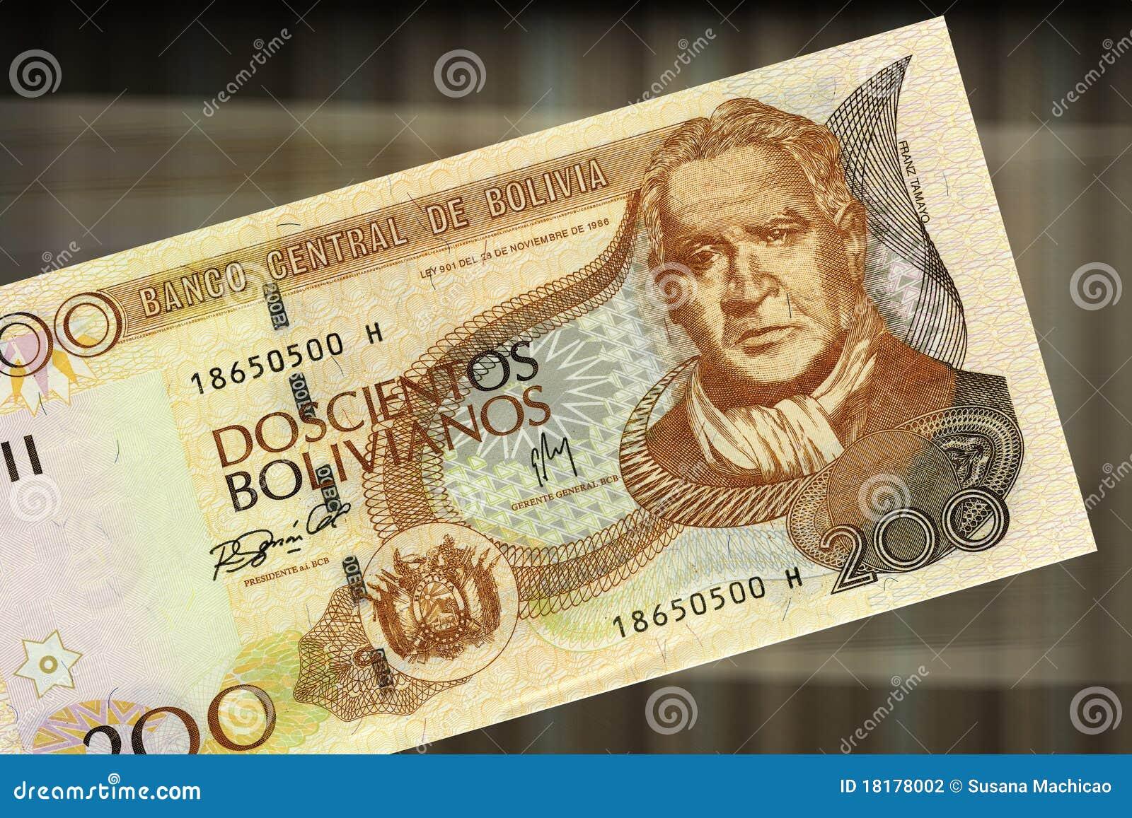 200 bolivianos