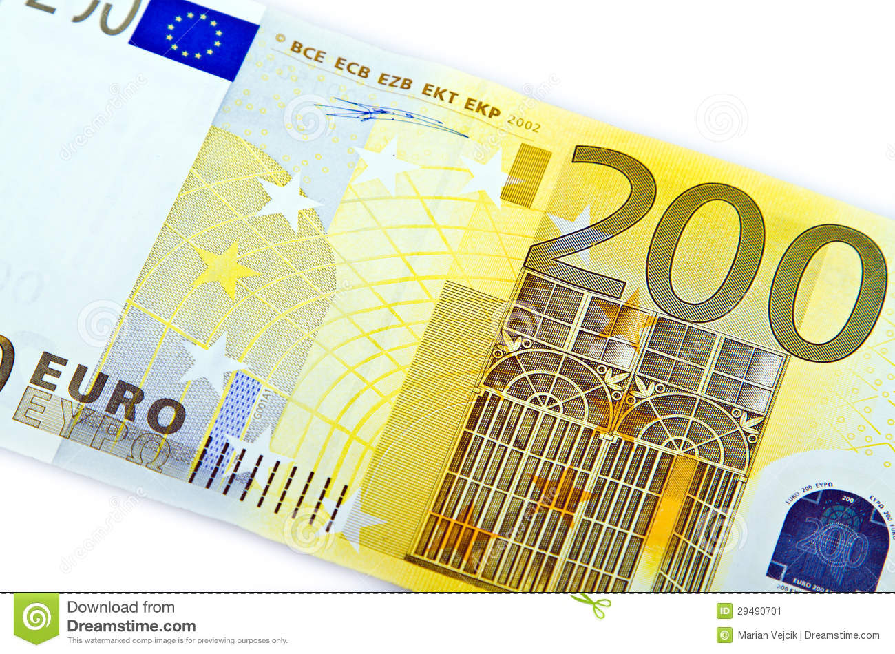 200 euro stock image image of exchange paper euro for Wohnwand 200 euro