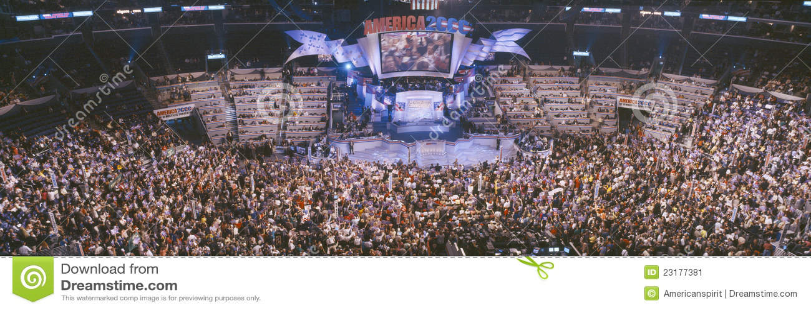 2000 conventions nationales Democratic