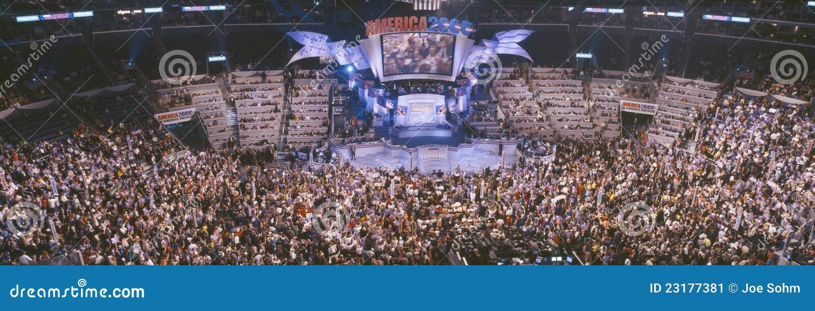 2000 convenzioni nazionali Democratic