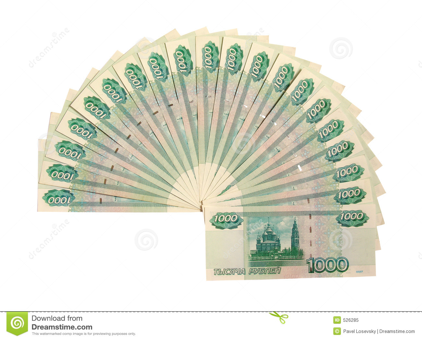 20000 rublos
