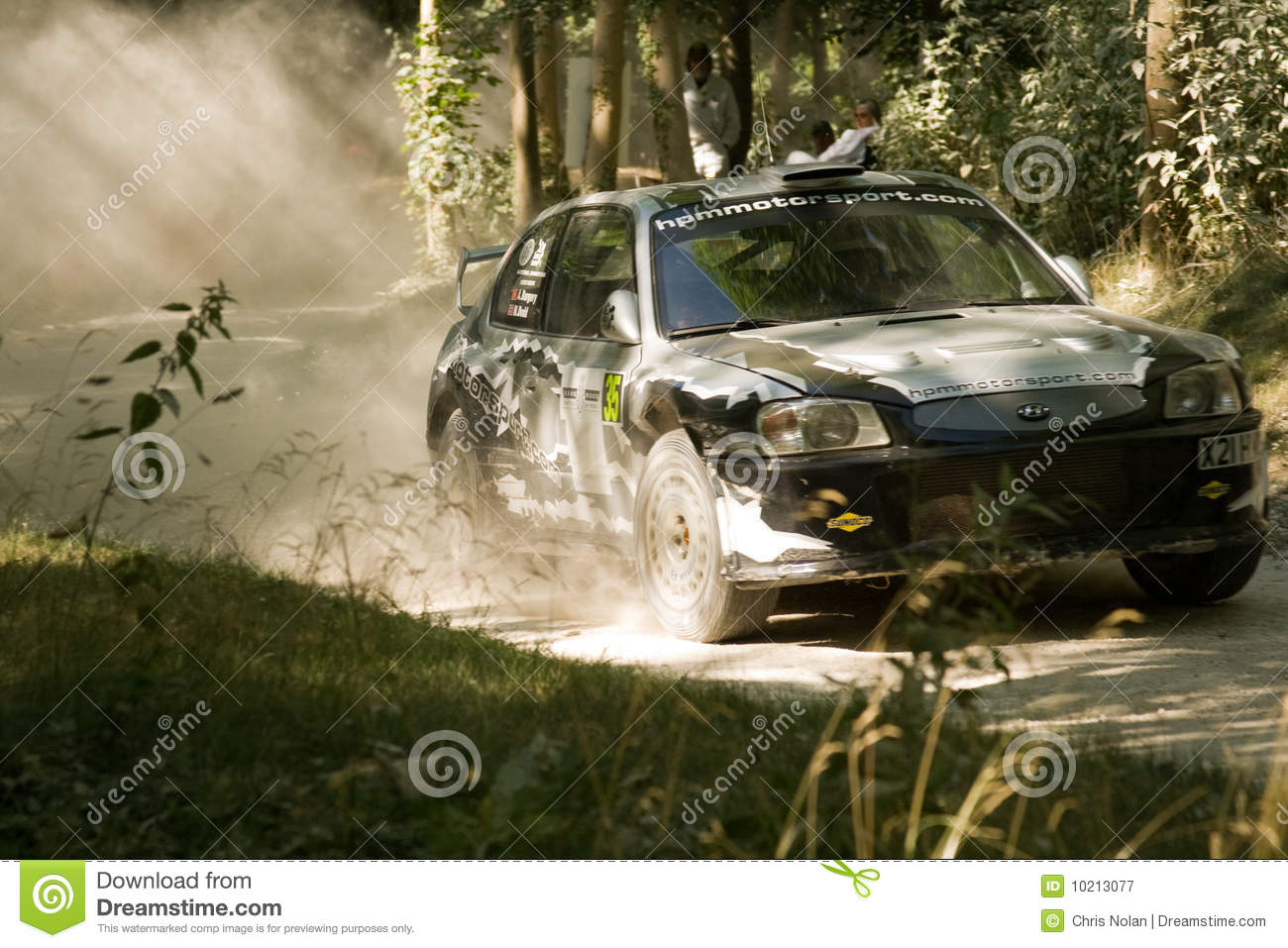 2003 Hyundai Accent Wrc Rally Car Editorial Photography Image Of