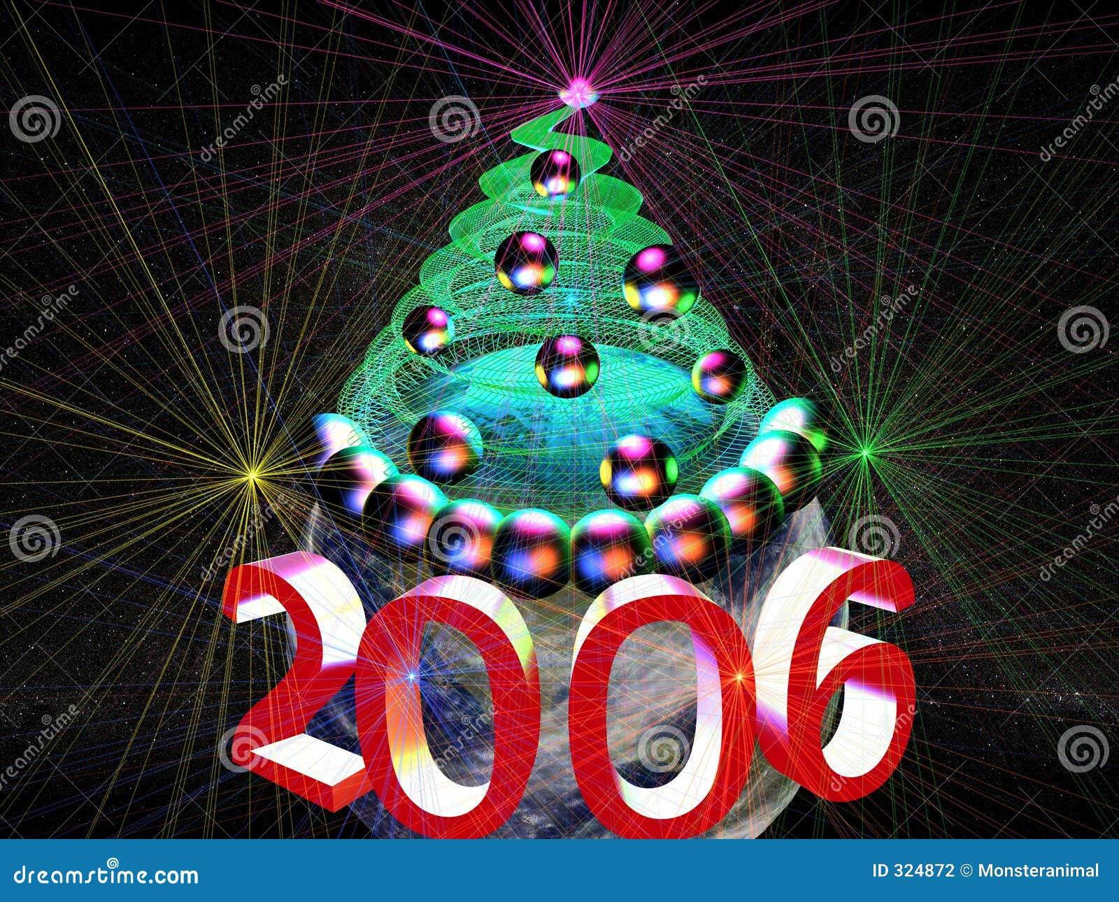 2006 3d celebration