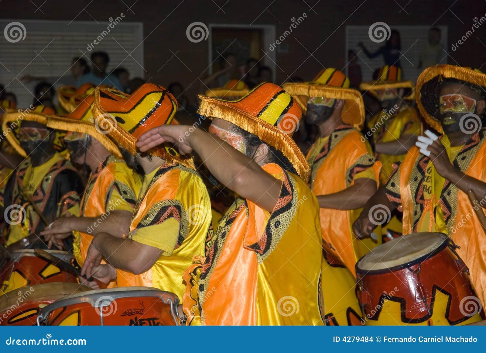 2008个范围狂欢节蒙得维的亚乌拉圭