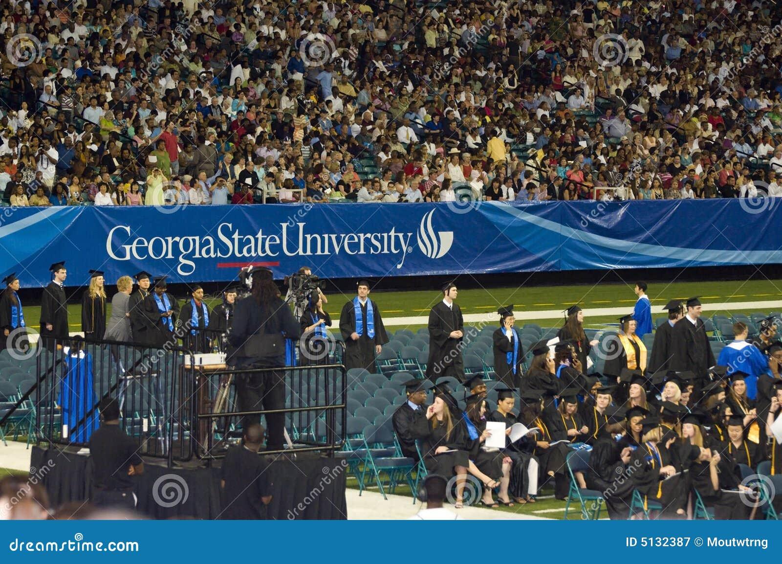 2008年仪式佐治亚毕业状态