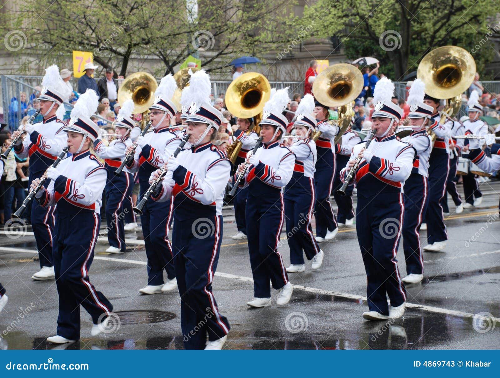 2008 de Nationale Parade van de Bloesem van de Kers