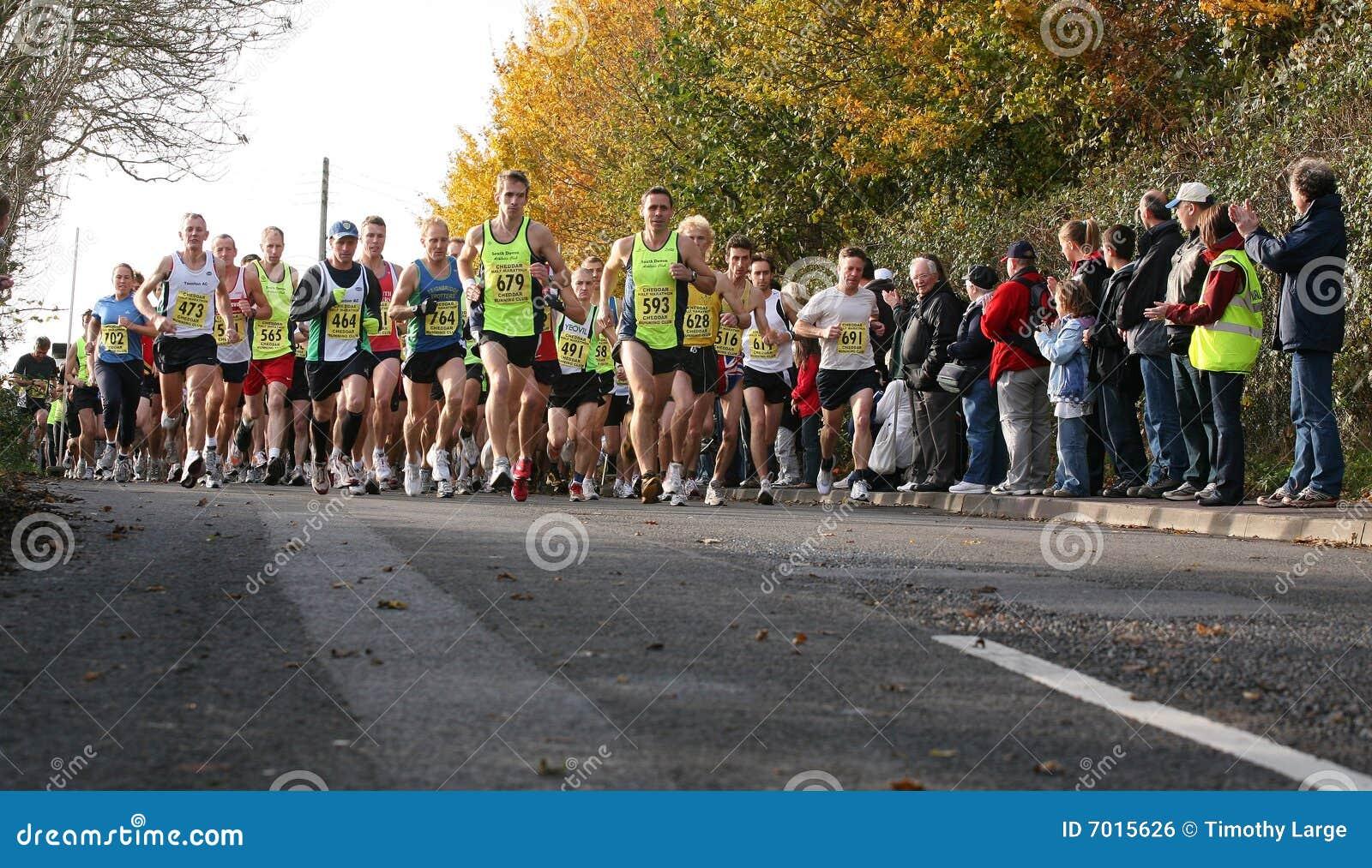 2008 marathon du cheddar 1/2