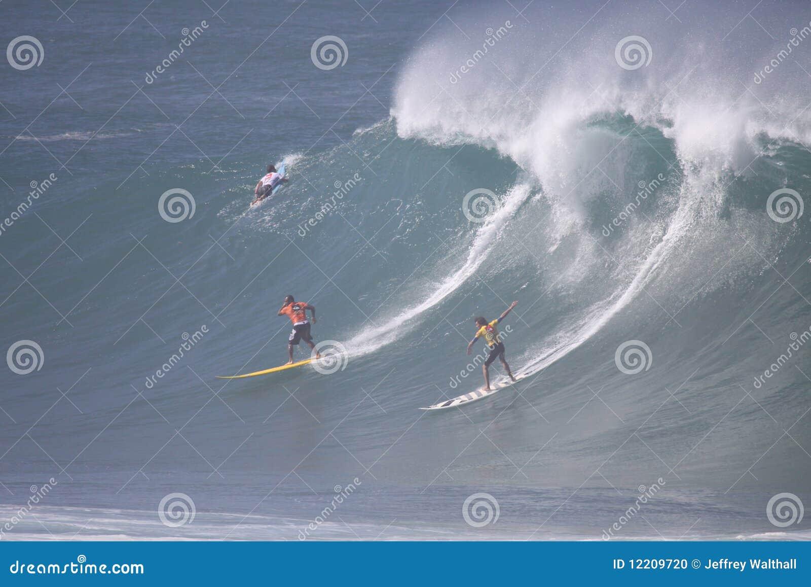 2009 Kwik Eddie Aikau Big Wave Event