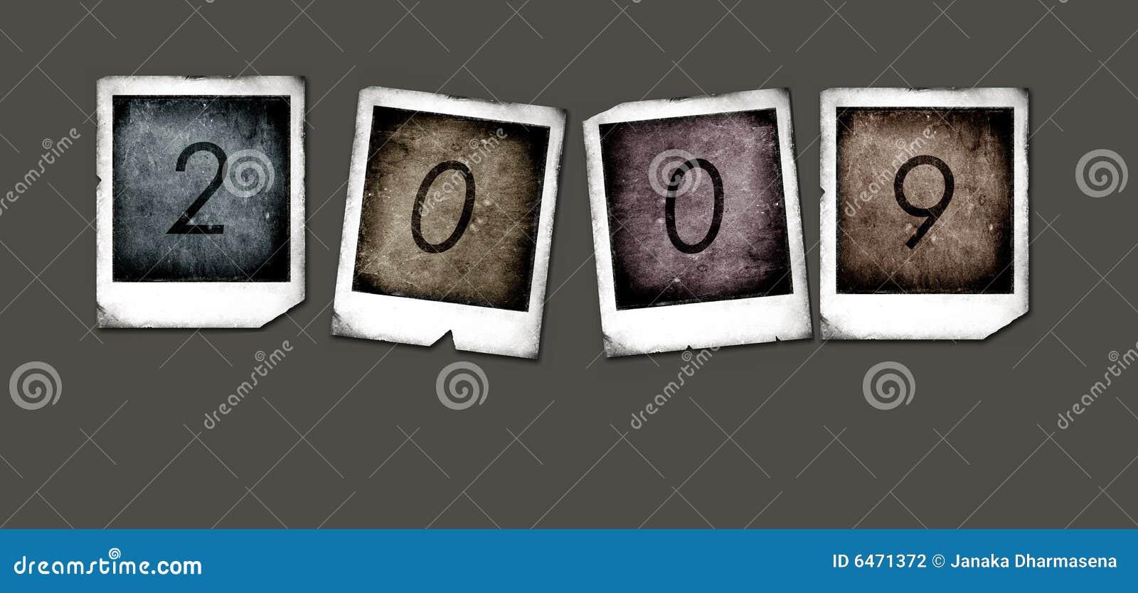 2009 polaroidów