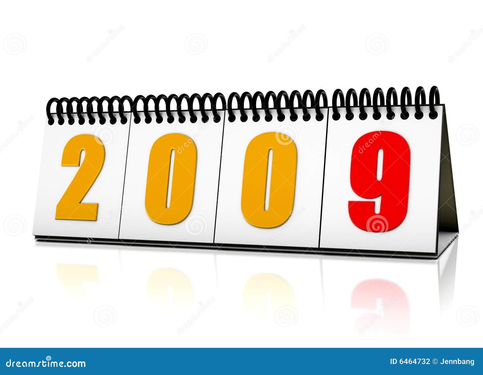 2009 roku kalendarzowego,