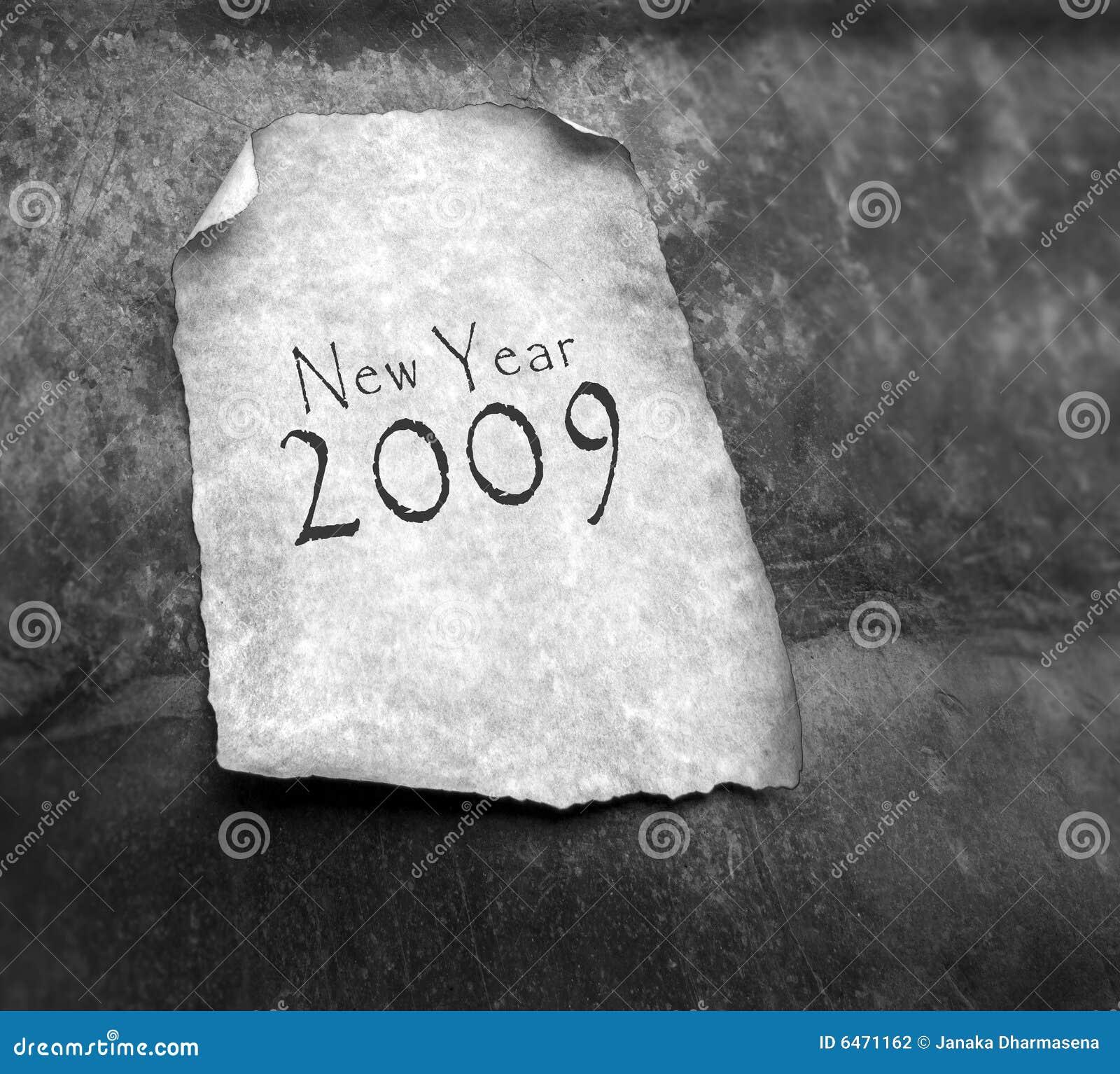 2009 starych papierów