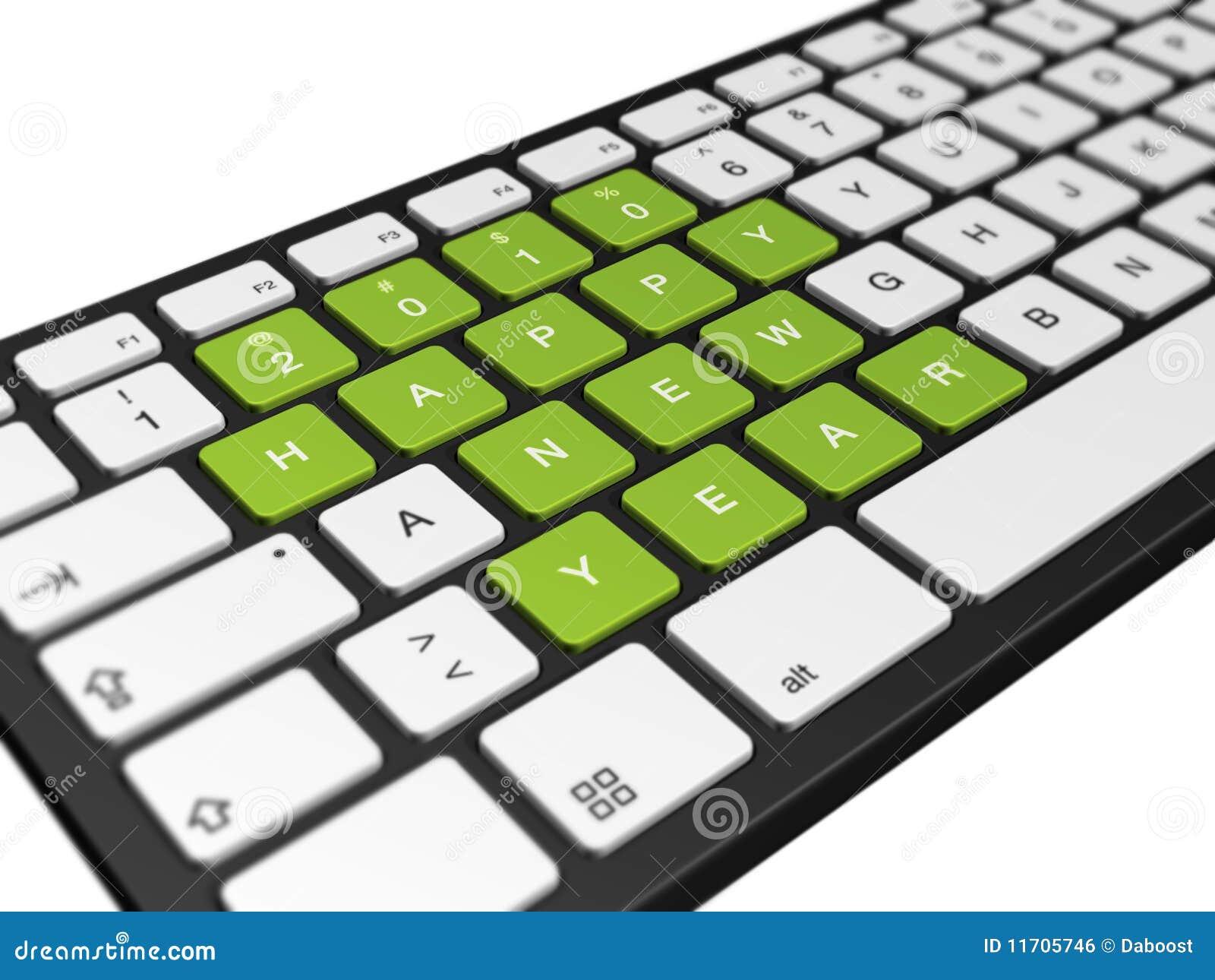 2010年计算机键盘新年度