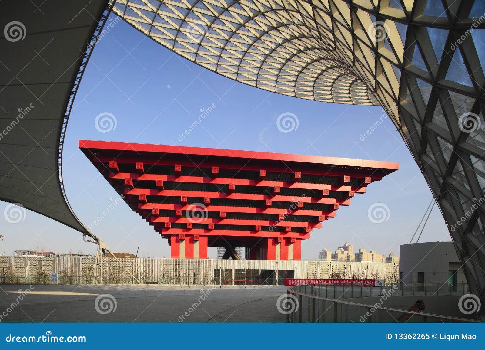2010 строя миров shanghai экспо