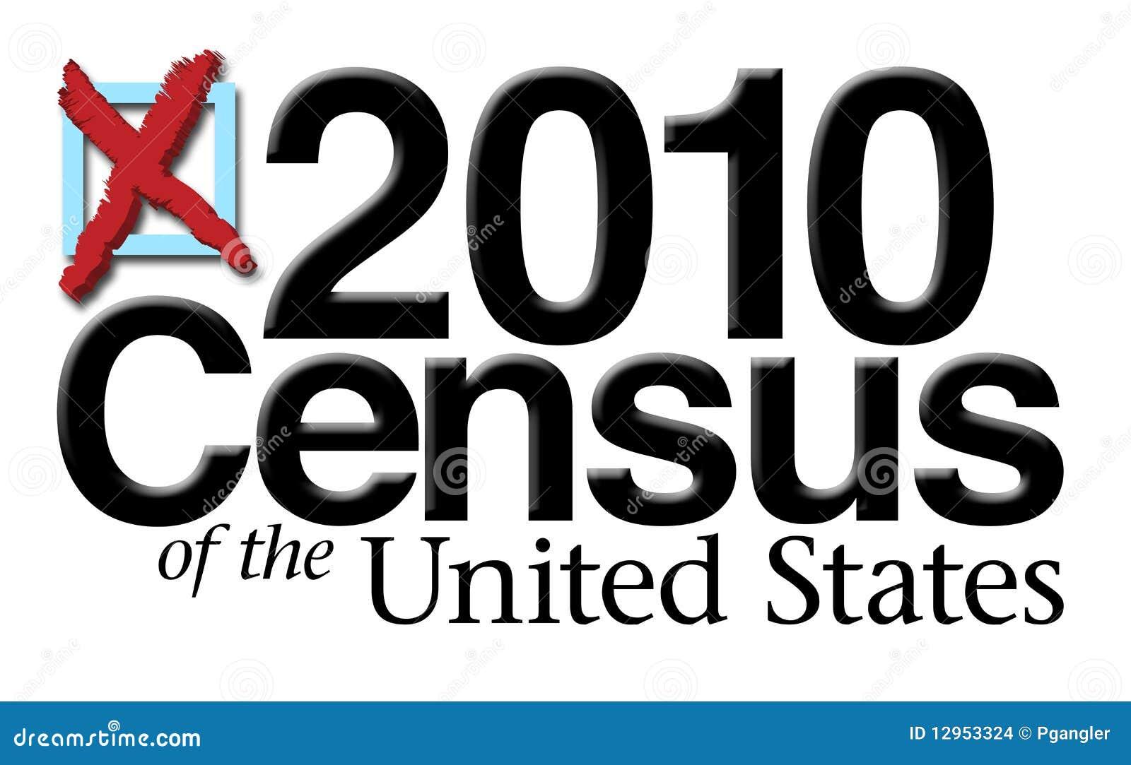 2010年人口调查商务部设计联邦政府图象速印指明团结的即将发布的万维图片