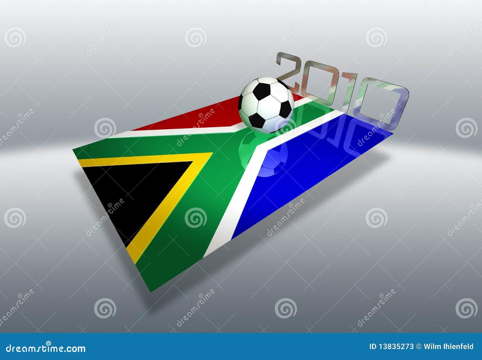 2010 Africa południe