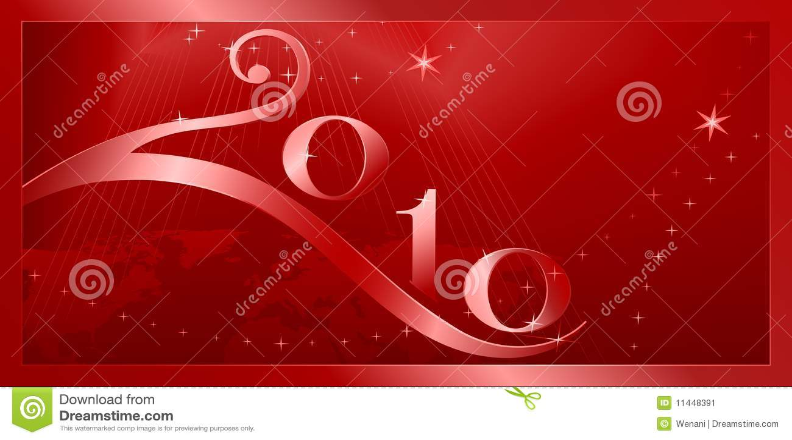 2010 bożych narodzeń szczęśliwy wesoło nowy rok