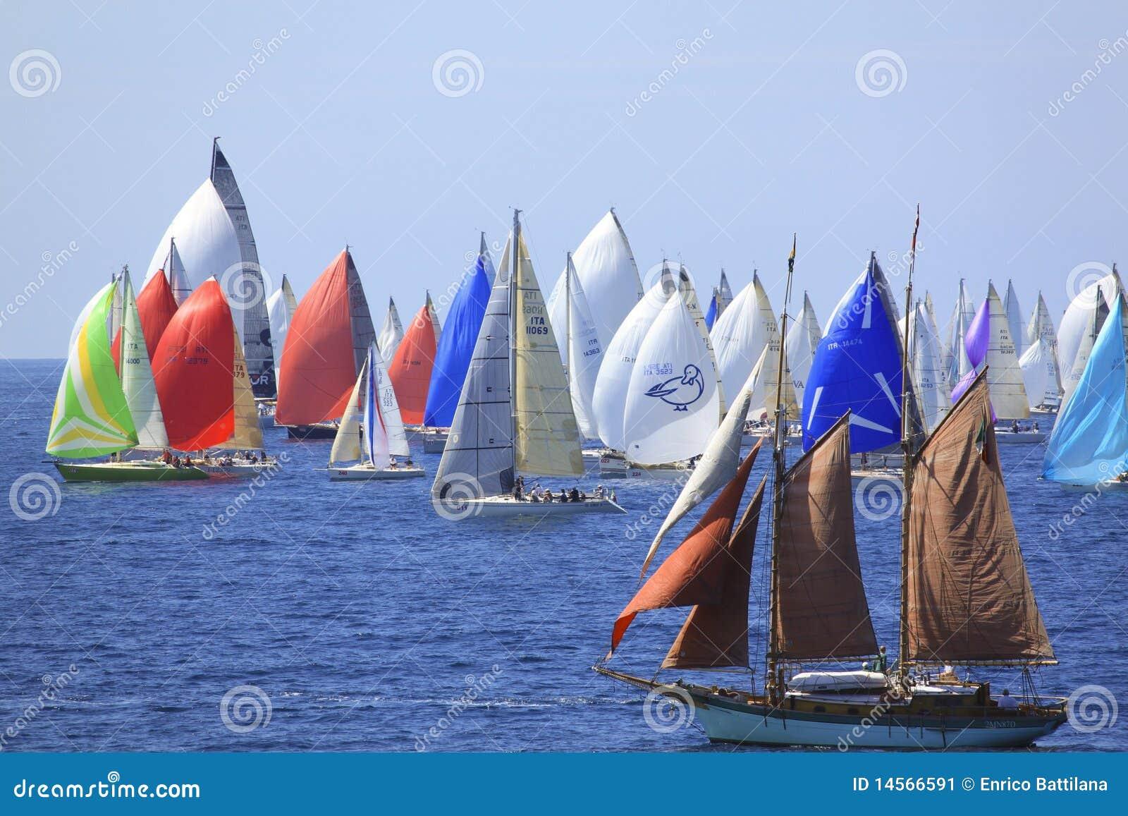 2010 millevele regatta żagiel