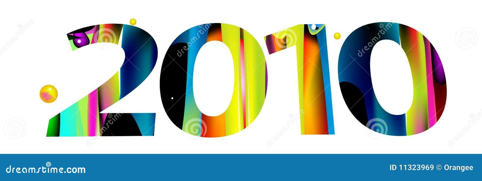 2010 neues Jahr