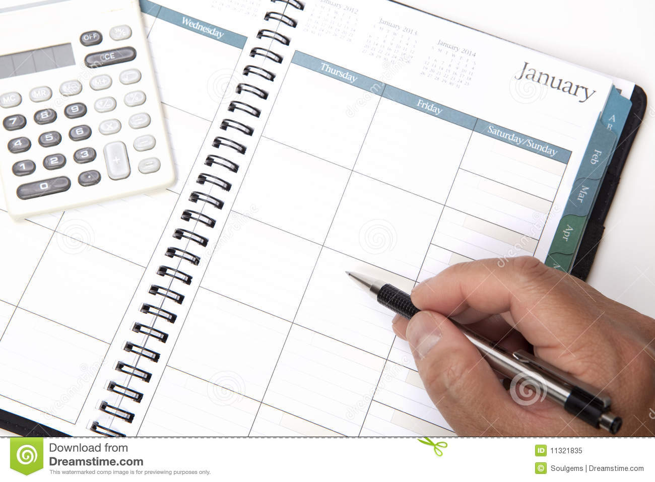 2010 personal calendar organizer royalty free stock photo image 11321835
